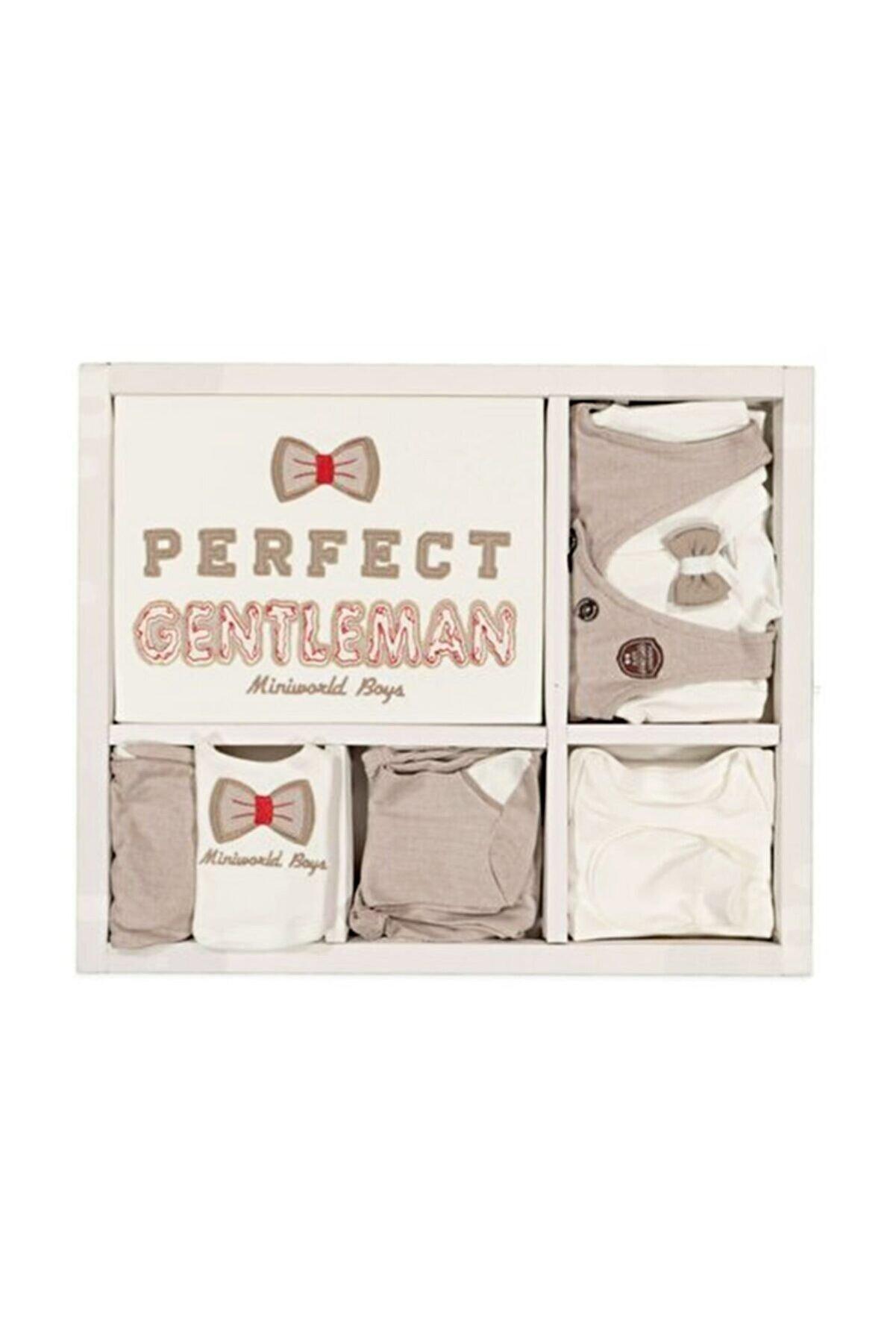 Chicco Miniworld 10'lu Hastane Çıkışı Perfect Gentleman Kahve