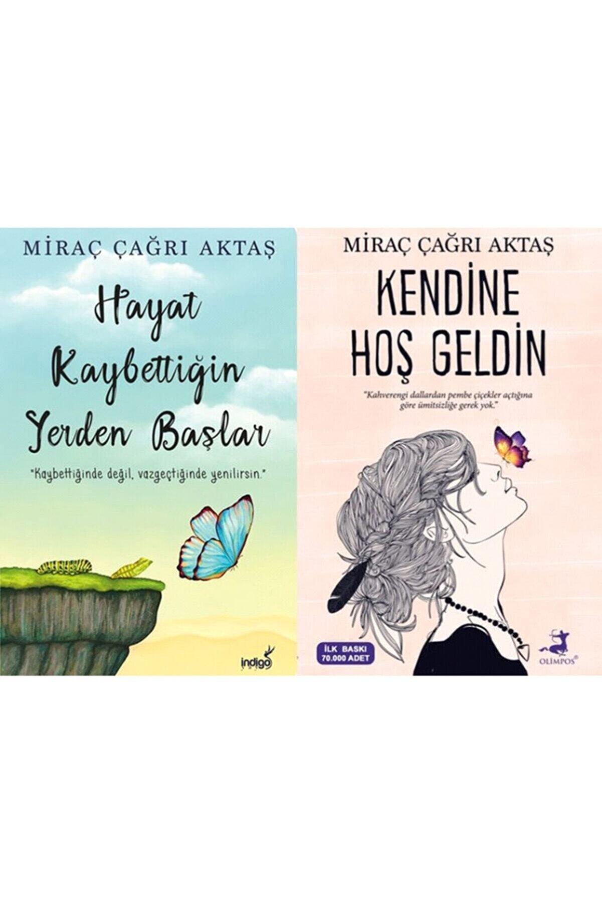 Olimpos Yayınları Miraç Çağrı Aktaş- 2 Kitap Set