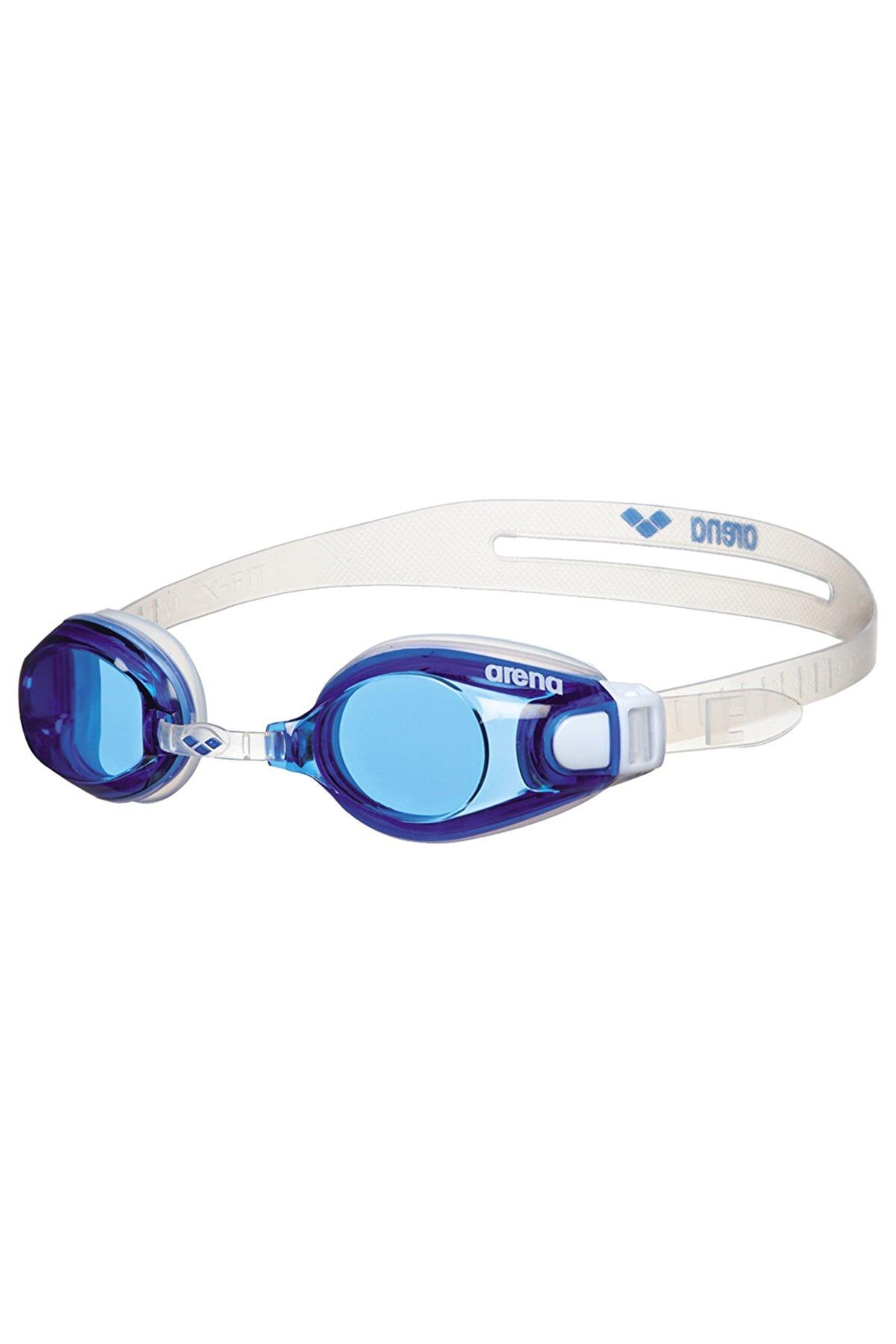 Arena Unisex Mavi Bone Deniz Gözlüğü Zoom X Fit  - 9240417