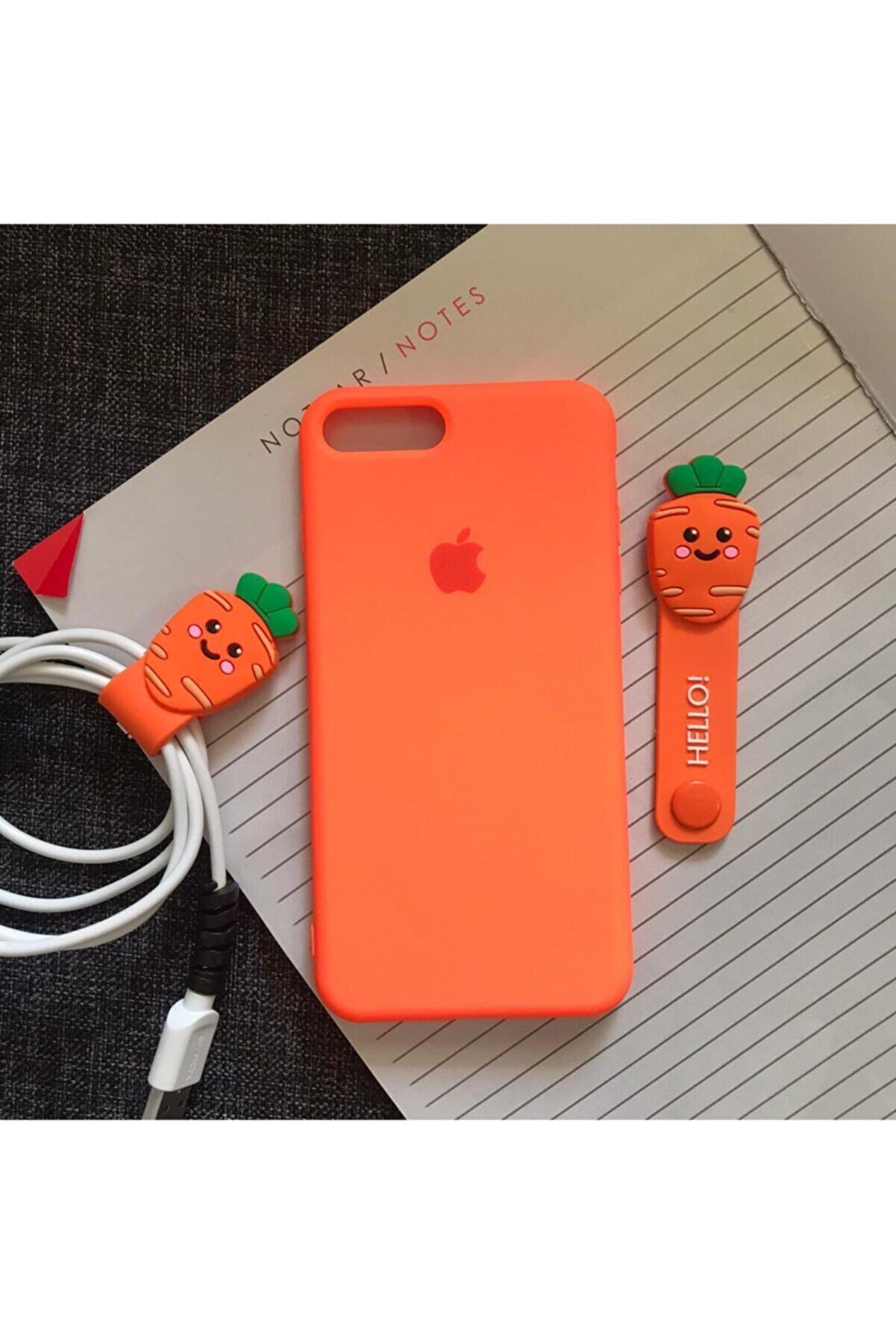 SUPPO Iphone 7plus/8plus Logolu Lansman Kılıf