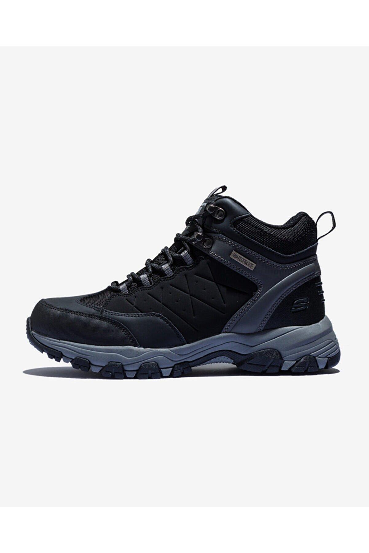 Skechers Erkek Siyah Outdoor Ayakkabı