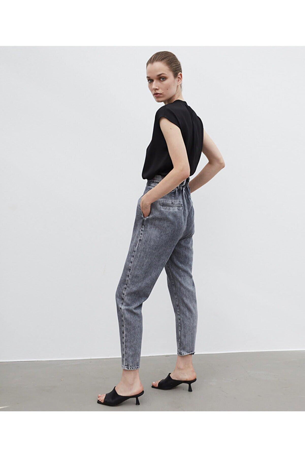 İpekyol Yüksek Bel Jean Pantolon