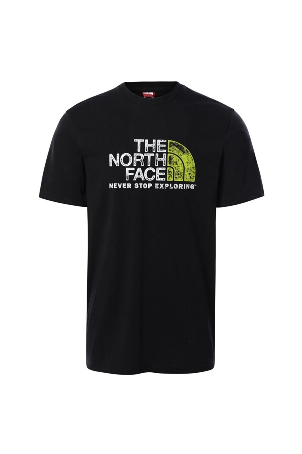 The North Face M S/s Rust 2 Tee Nf0a4m68ky41