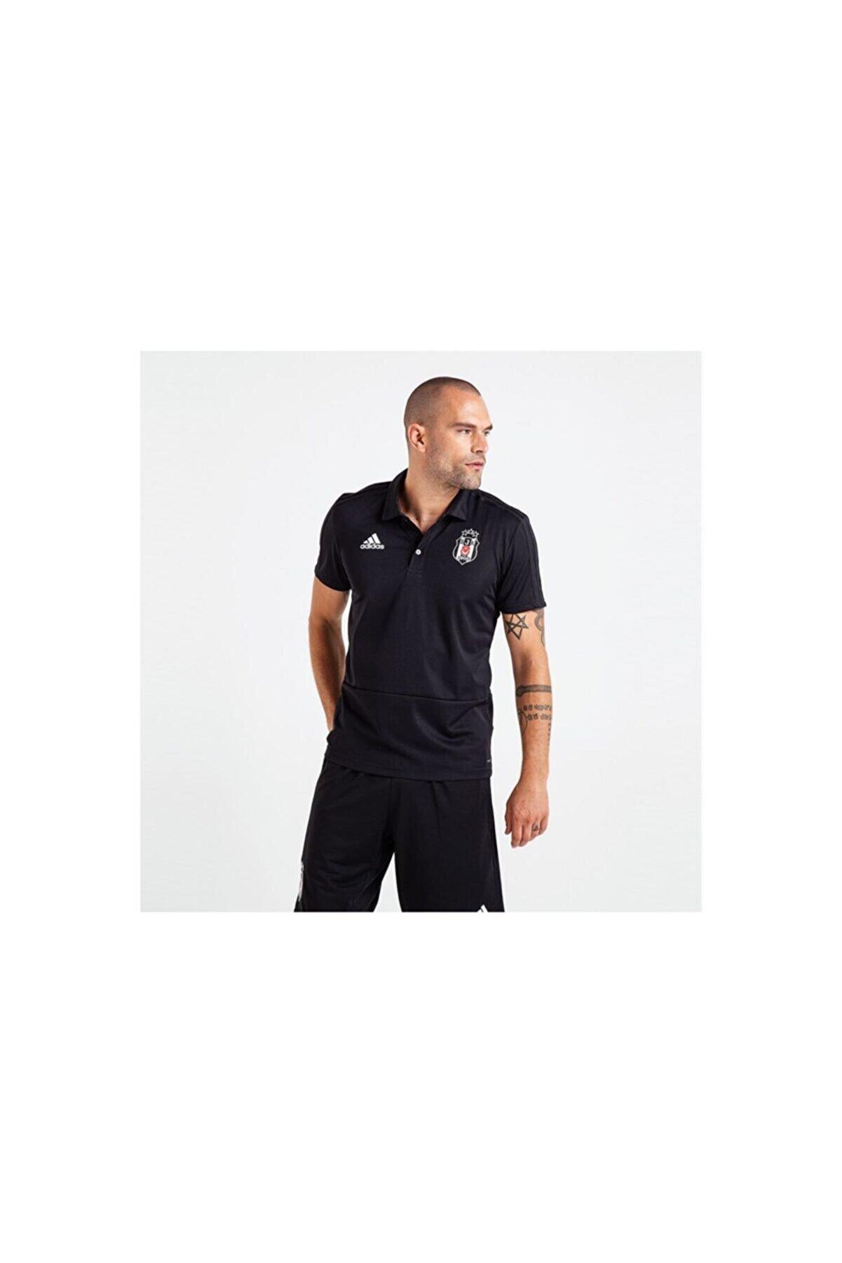 Beşiktaş Adıdas Antrenman Polo T-shırt 18-19 Cf3698