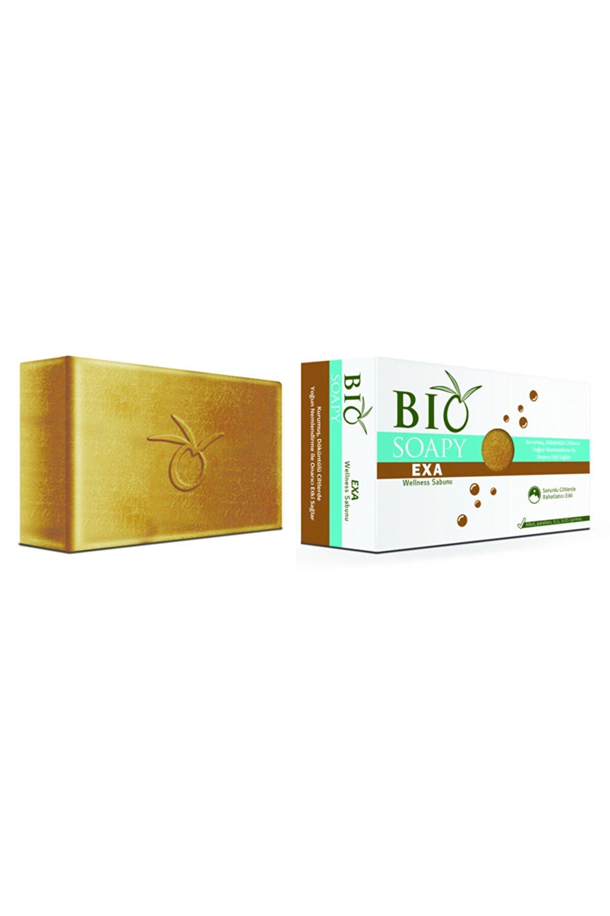 Biosoapy Doğal Exa Egzama Sabunu 100 Gr X 2 Adet (egzamada Doğal Terapi)
