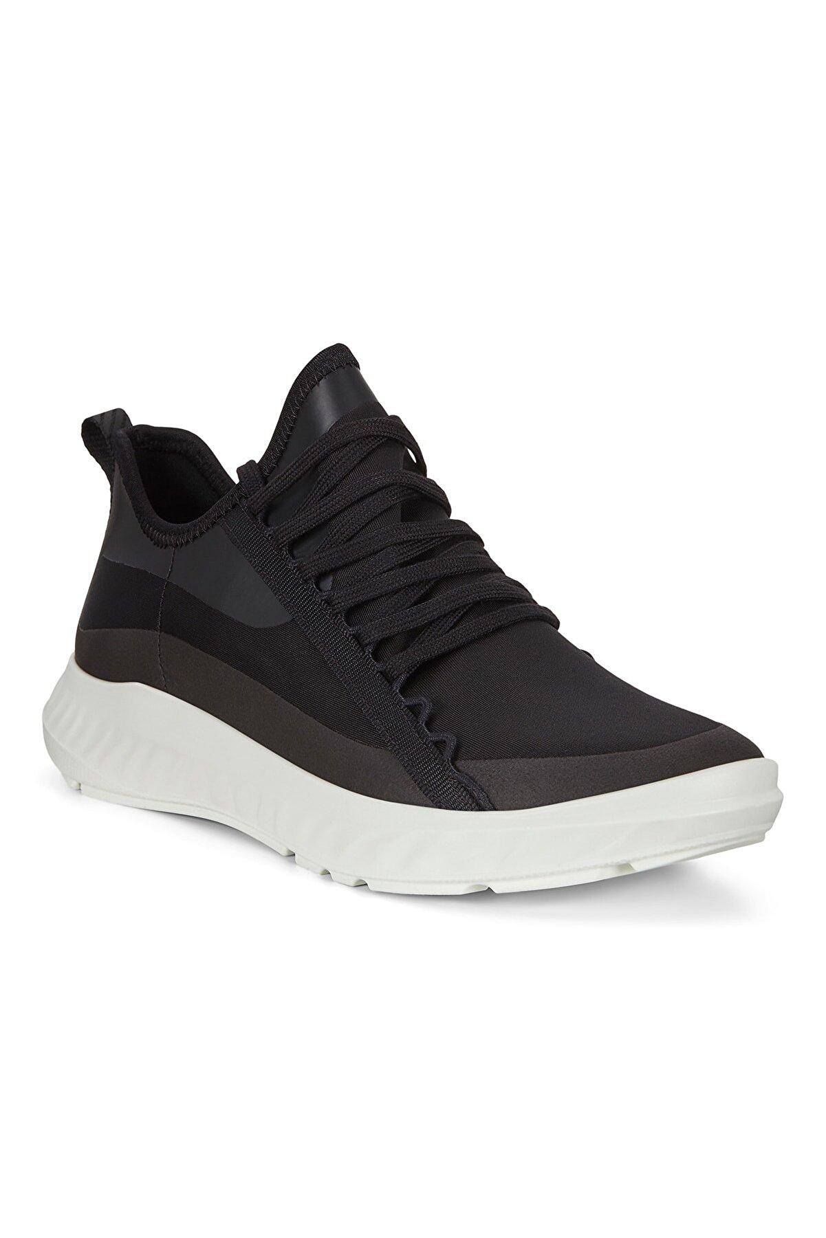 Ecco St.1 Lıte W Black/black Outdoor Ayakkabı