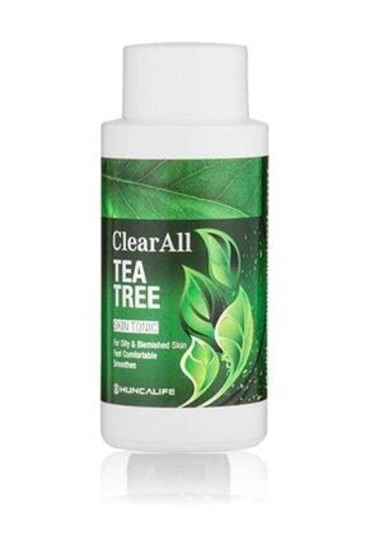 Hunca Clear All Çay Ağaçlı Tonik 150 ml 8690973719133