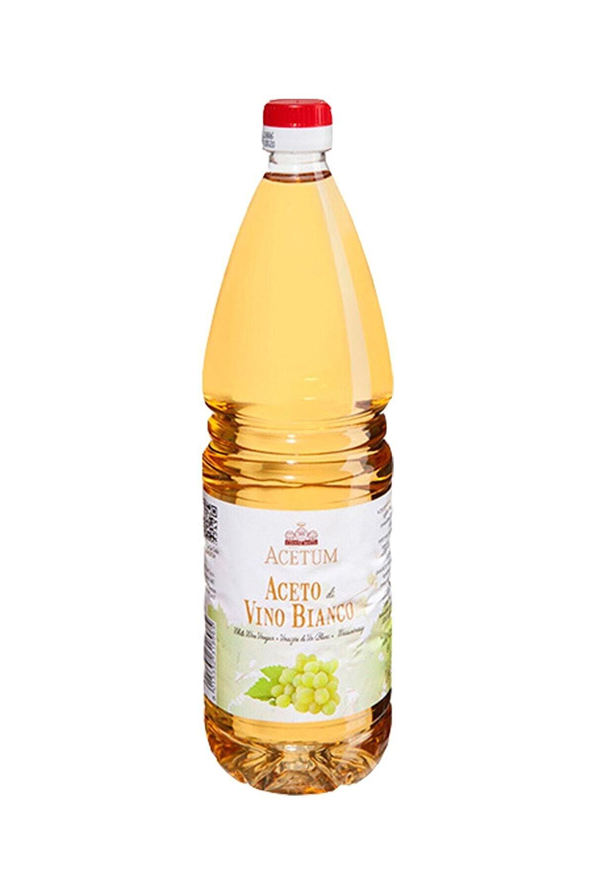 Acetum Beyaz Şarap Sirkesi 1 lt