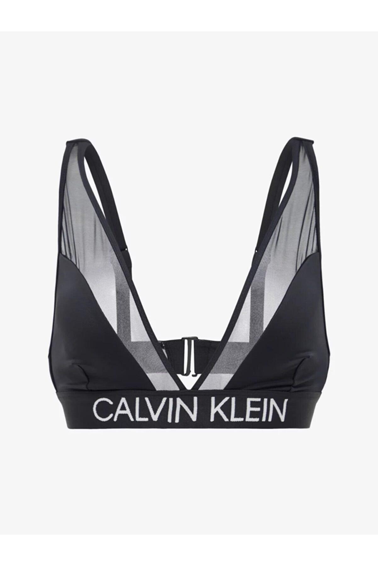 Calvin Klein Kadın Bikini Üstü Kw0kw01312-beh
