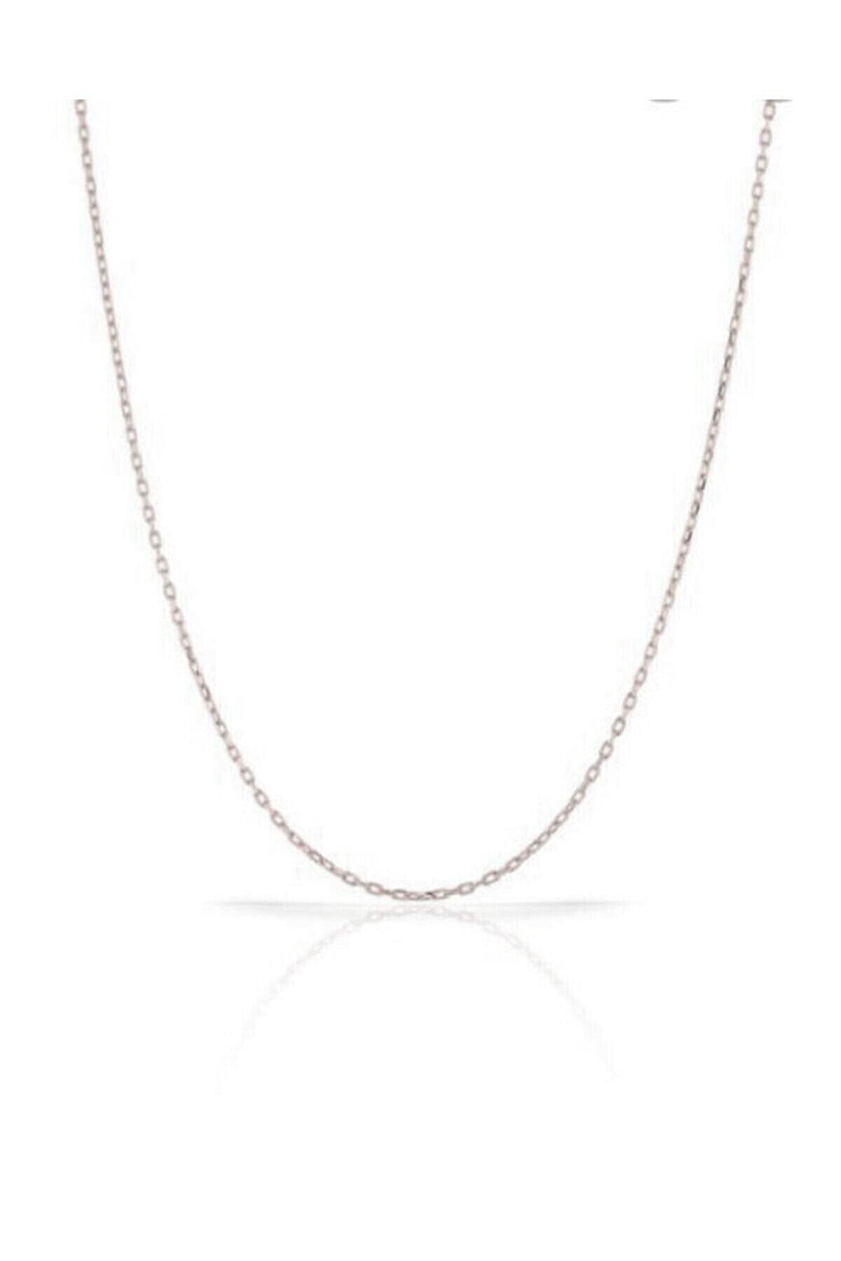 Takı Tak Silver Kadın 925 Ayar Gümüş Zincir 43 Cm