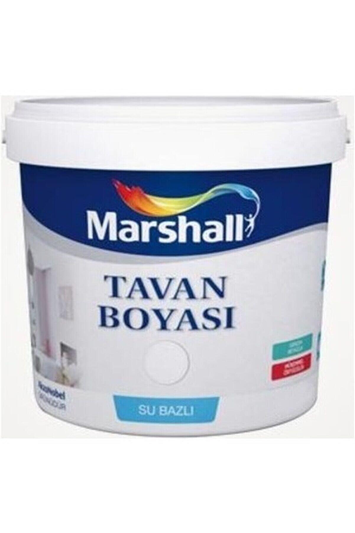Marshall Beyaz Tavan Boyası 10.5 Lt. (17.5 KG)