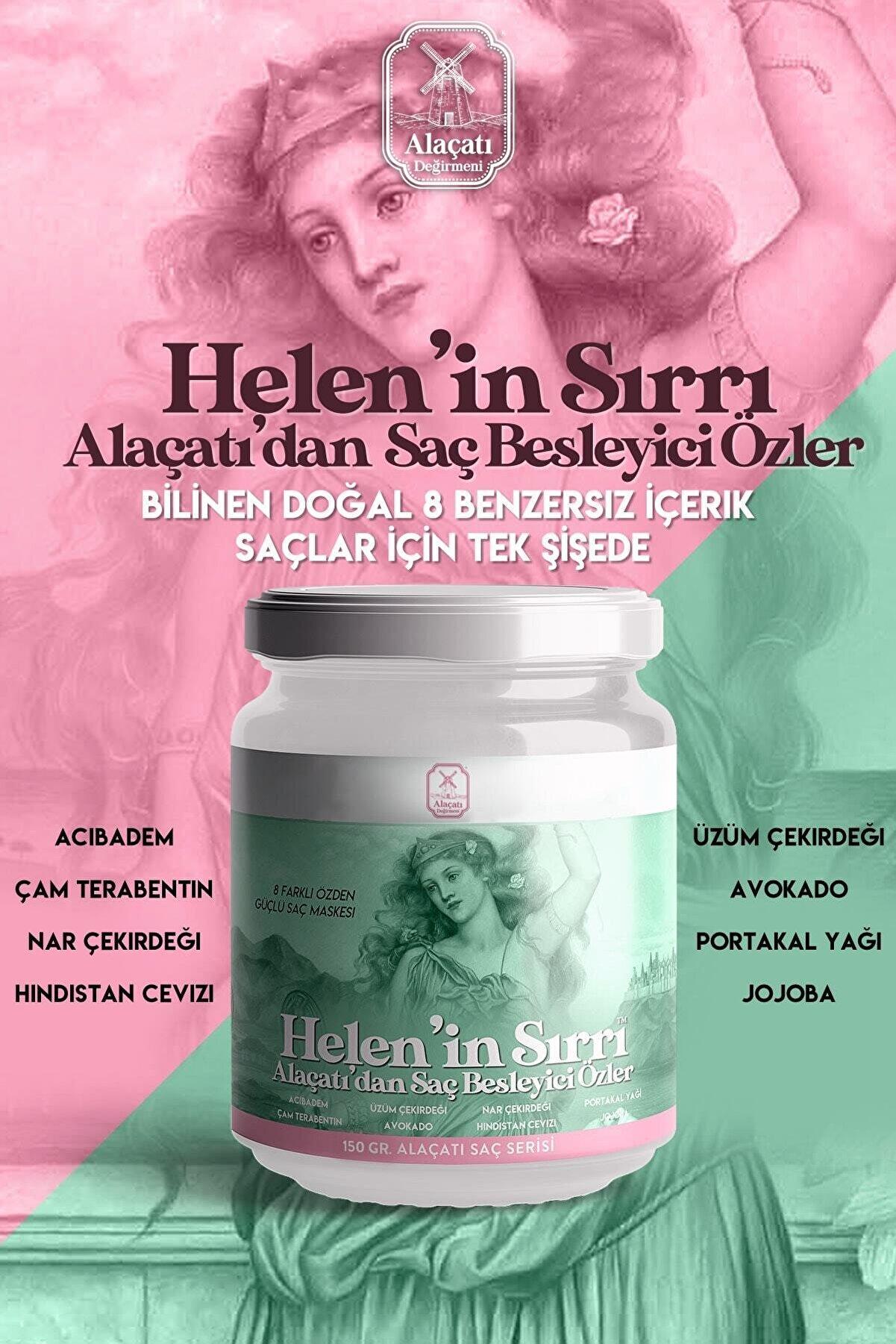 Helen'in Sırrı Saç Besleyici Ve Güçlendirici Özler 150 gr