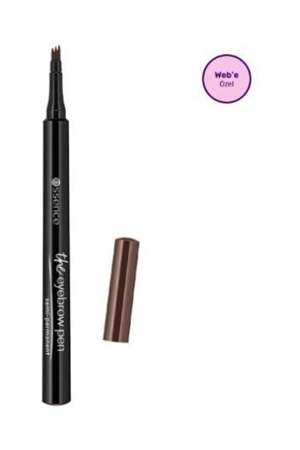 Essence Kaş Kalemi - The Eyebrow Pen 02 4059729209498