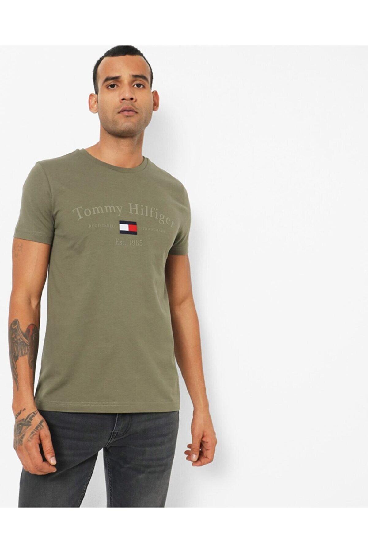 Tommy Hilfiger 1985 Logo Tshirt