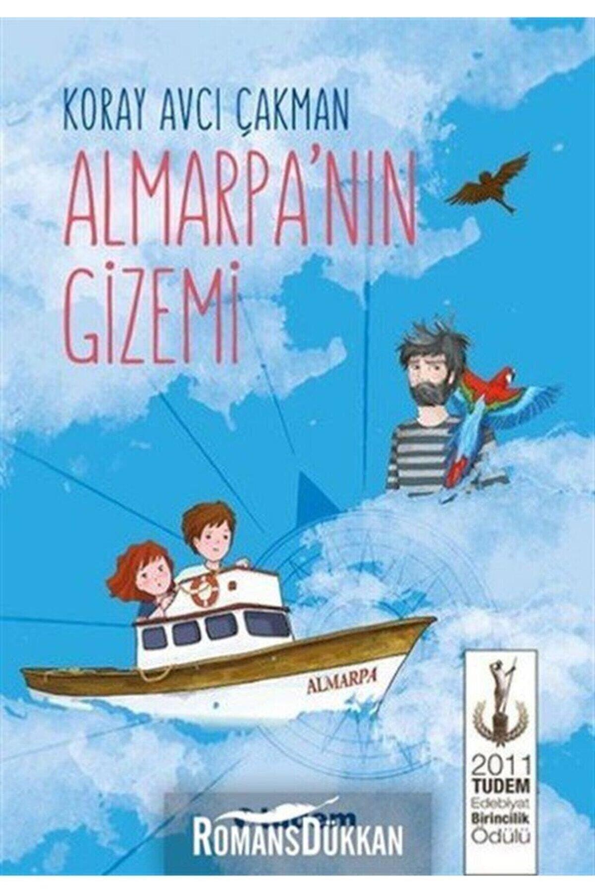 Tudem Yayınları Almarpa'nın Gizemi  Koray Avcı Çakman