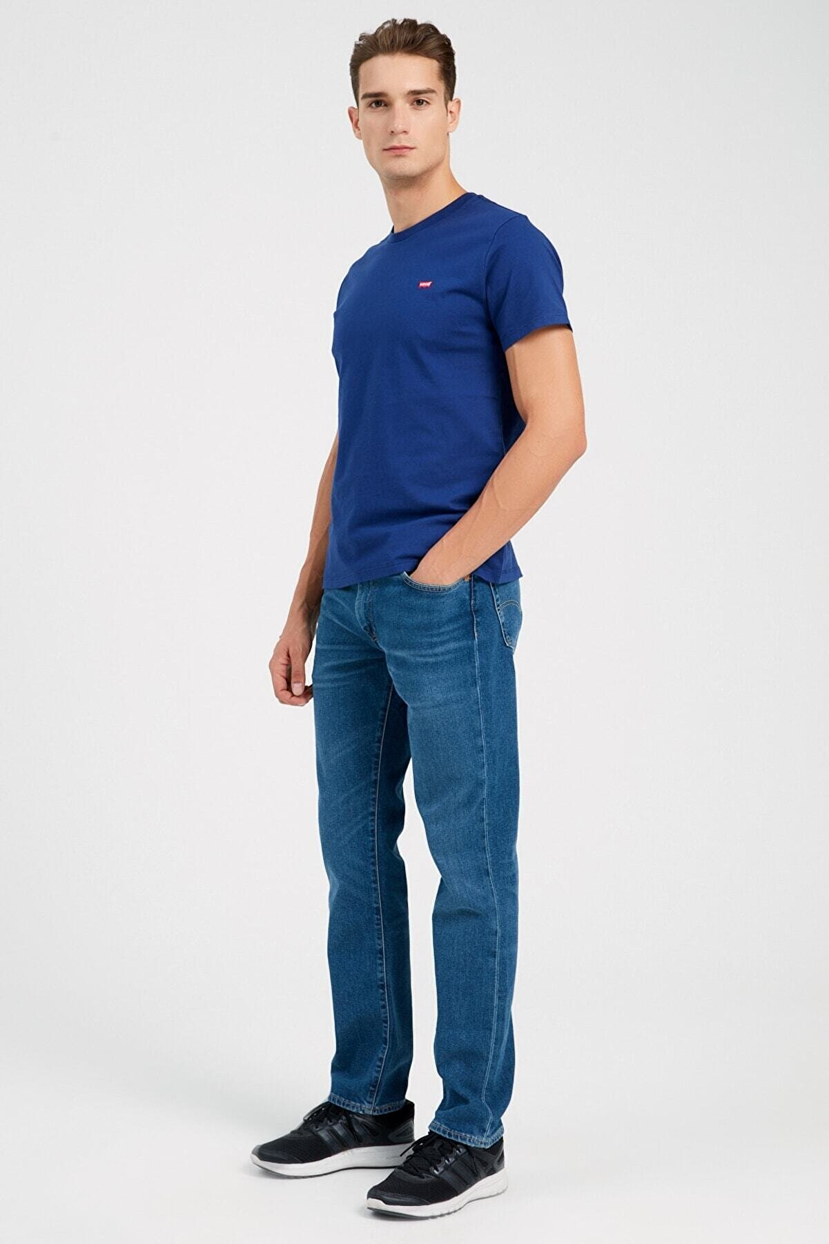 Levi's Erkek 511 Slim Poncho Jean 04511-4886