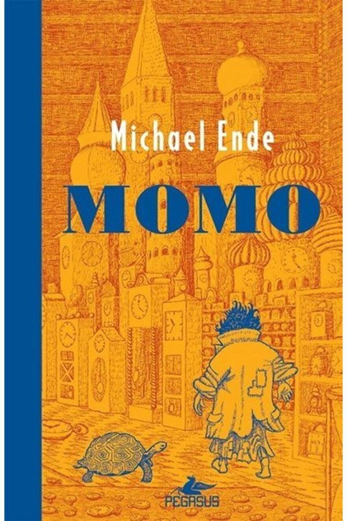Kitap Dağıtım Momo - Michael Ende - Pegasus