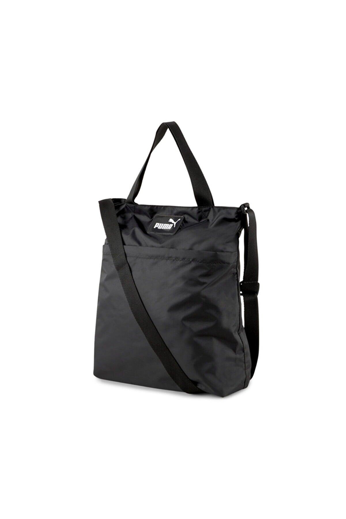 Puma Kadın Çanta Core Pop Shopper Siyah