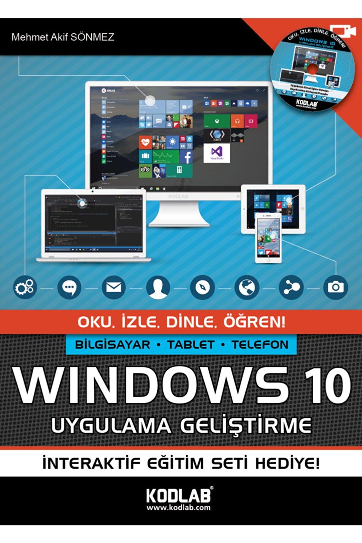 Kodlab Yayın Dağıtım Windows 10 Uygulama Geliştirme & Oku, Izle, Dinle, Öğren