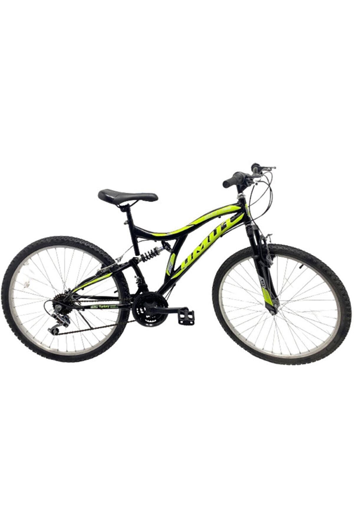 UMUT BİSİKLET 24 Jant Umut Çift Amortisörlü Bisiklet
