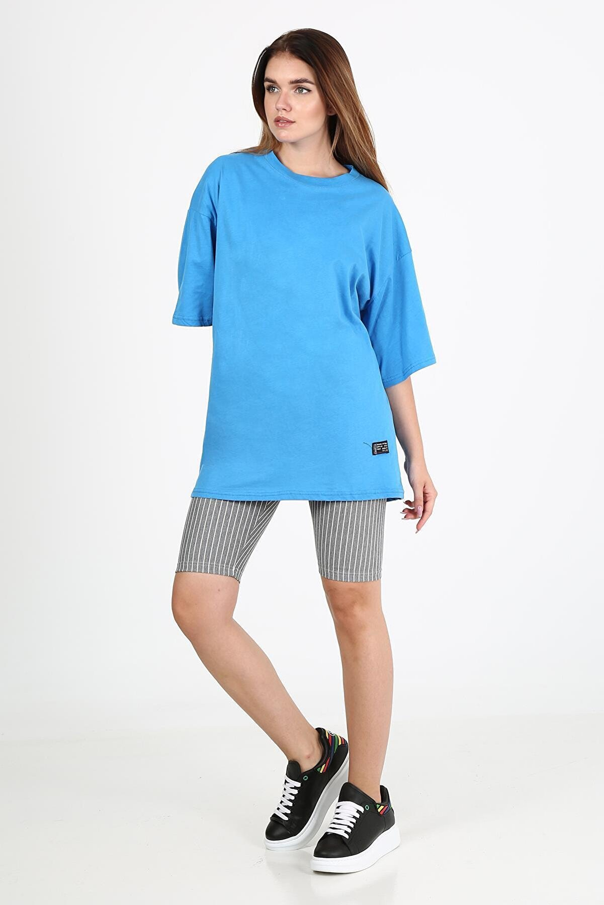 ALEXANDERGARDI Oversize T-shirt (un-7041)