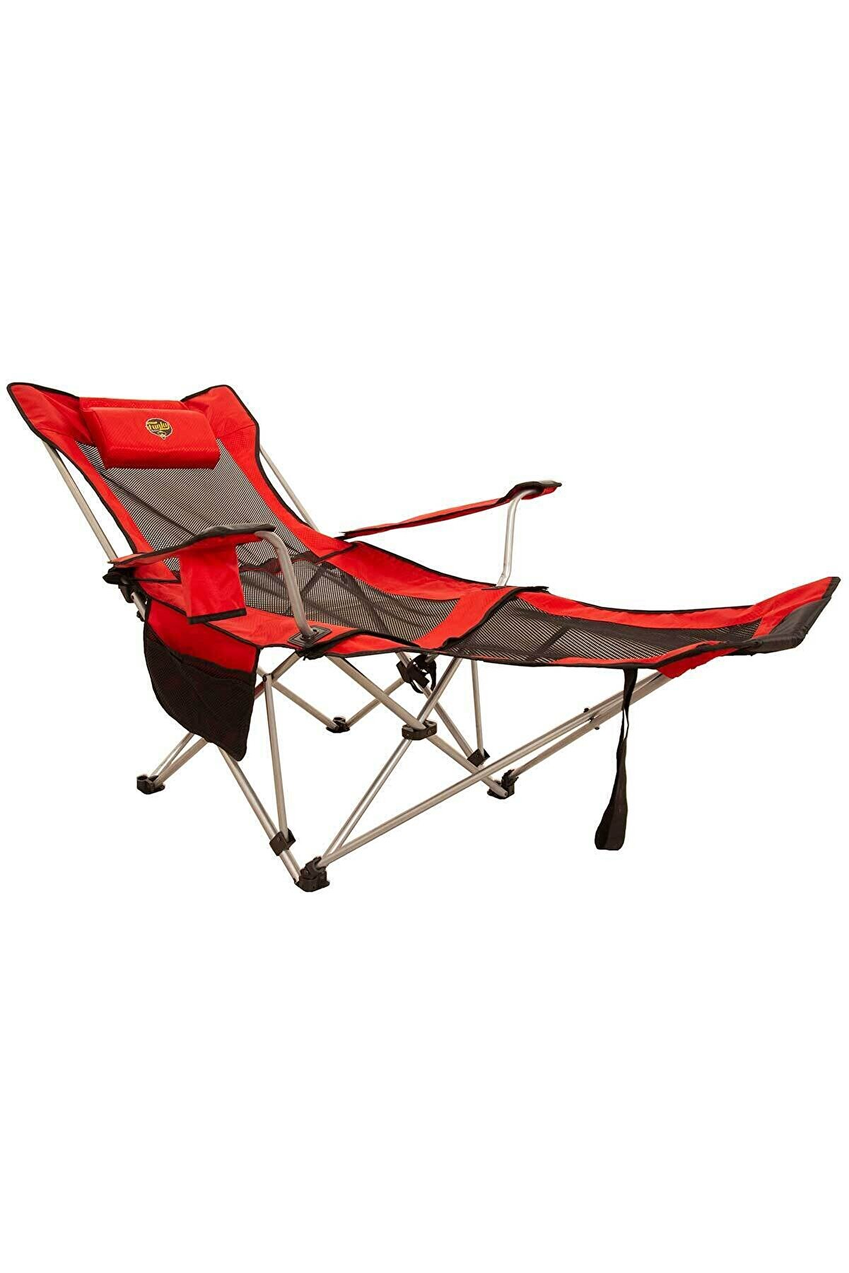 Funky Chairs Funky Chaırs Lazy 3 Plus Yatabilen Kamp Sandalyesi