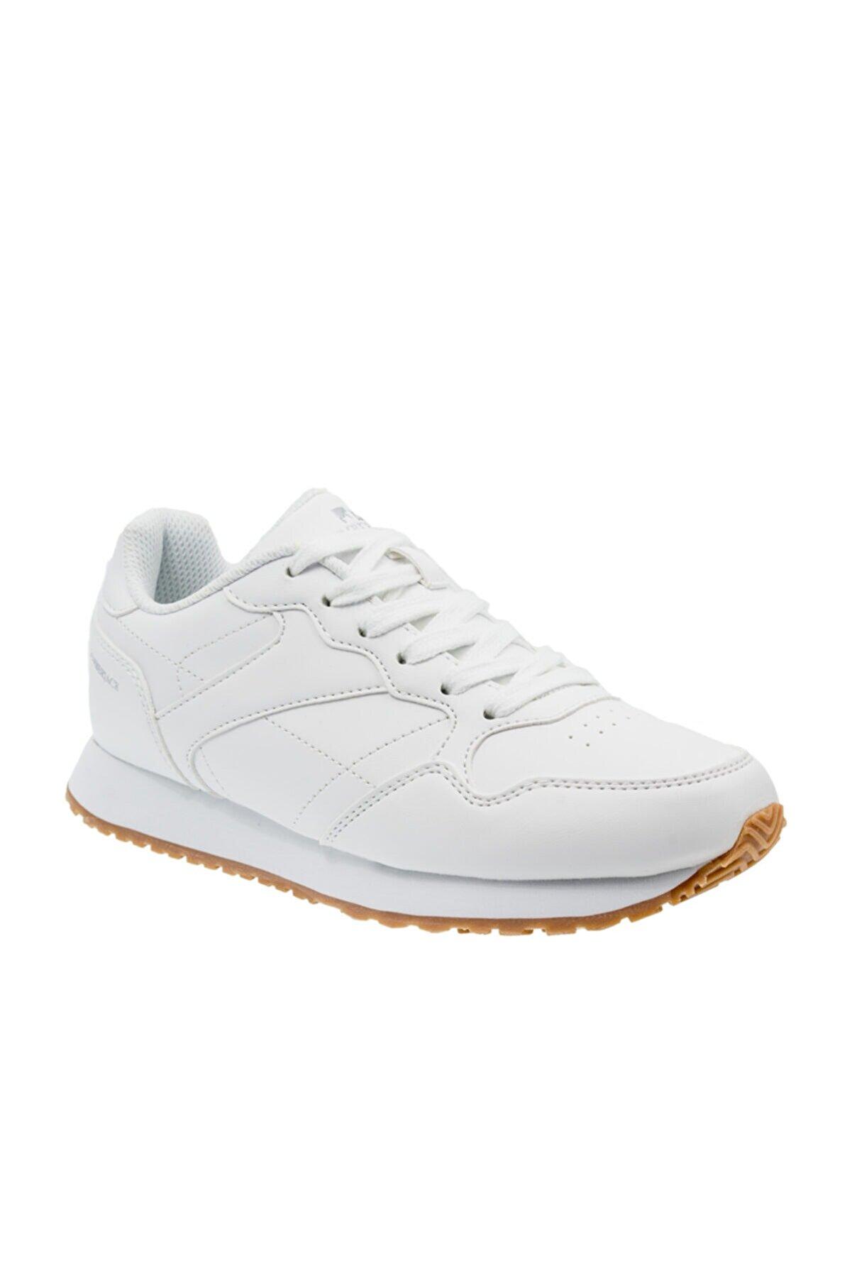 Lumberjack HELLO 9PR Beyaz Erkek Sneaker Ayakkabı 100403656