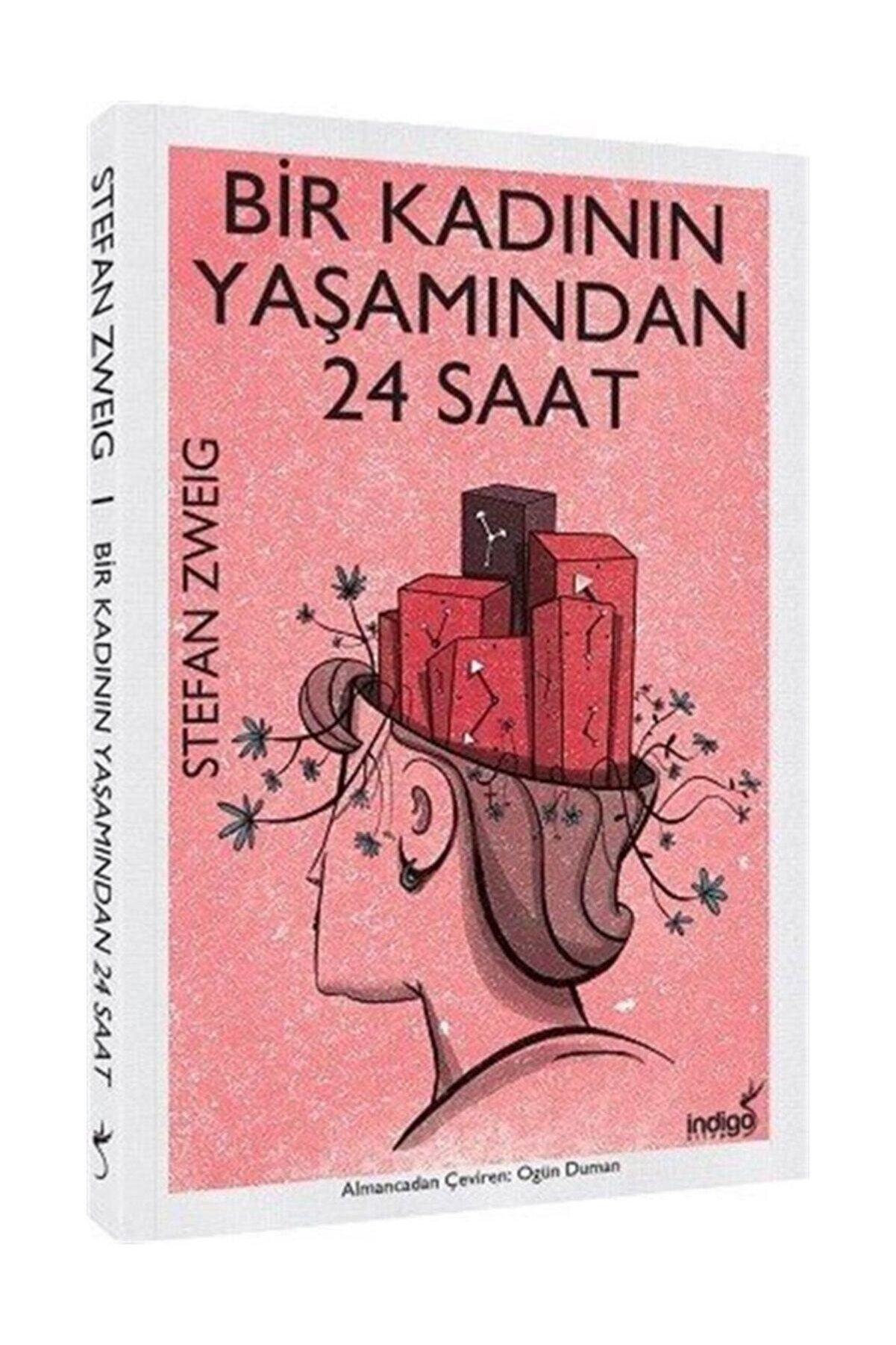 İndigo Kitap Bir Kadının Yaşamından 24 Saat