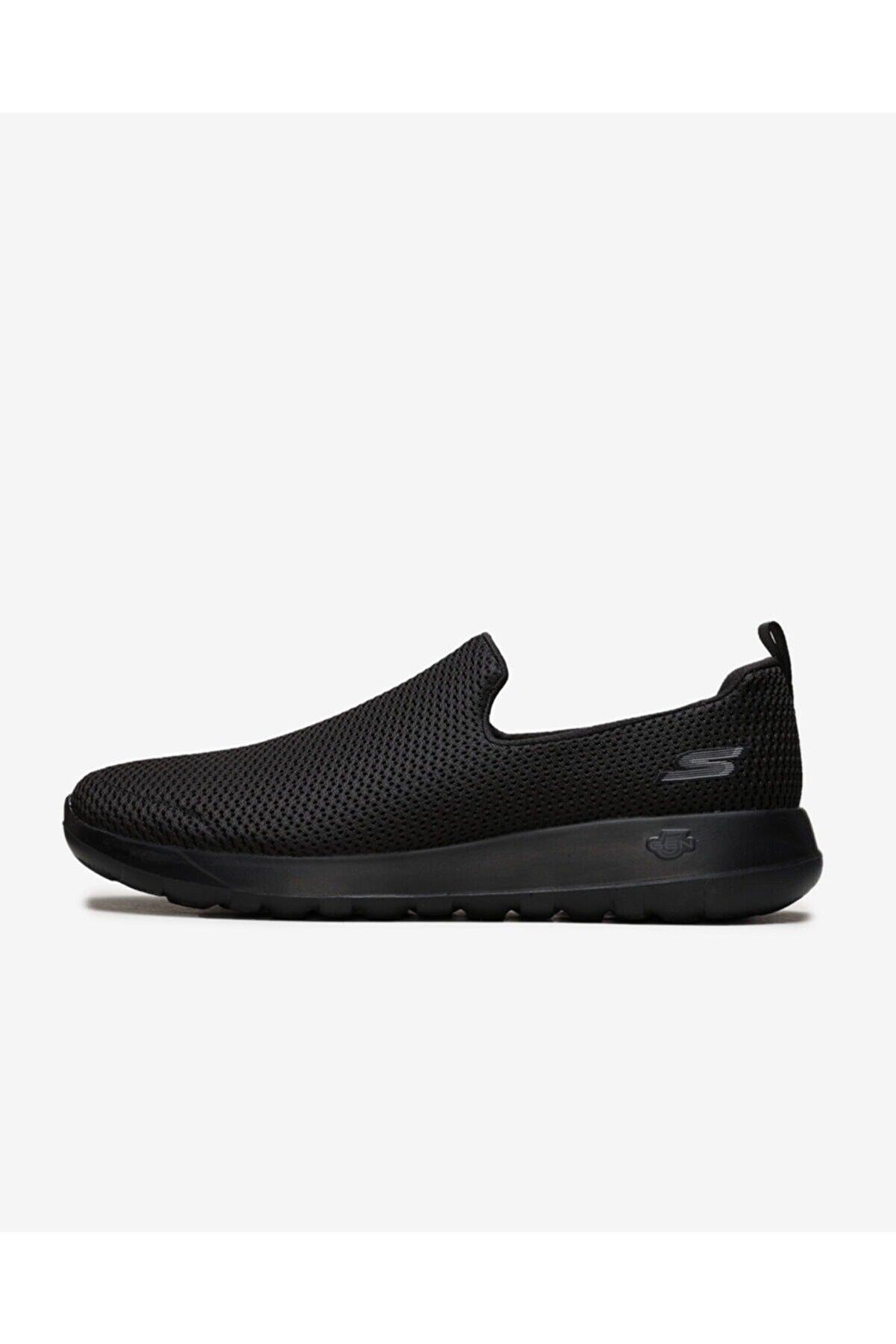 Skechers Erkek Siyah Yürüyüş Ayakkabısı