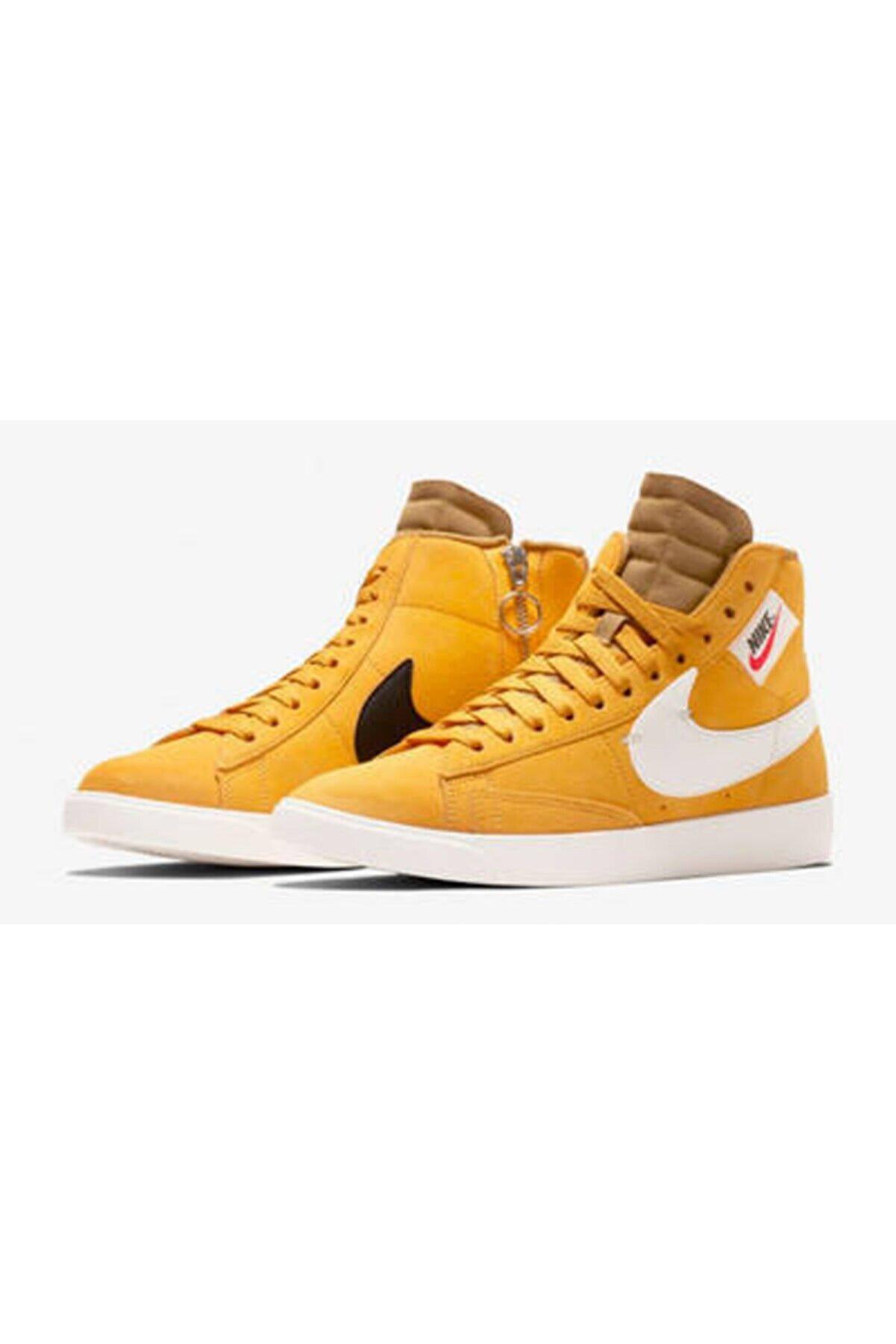 Nike Blazer Mid Rebel Spor Ayakkabı Bq4022-700