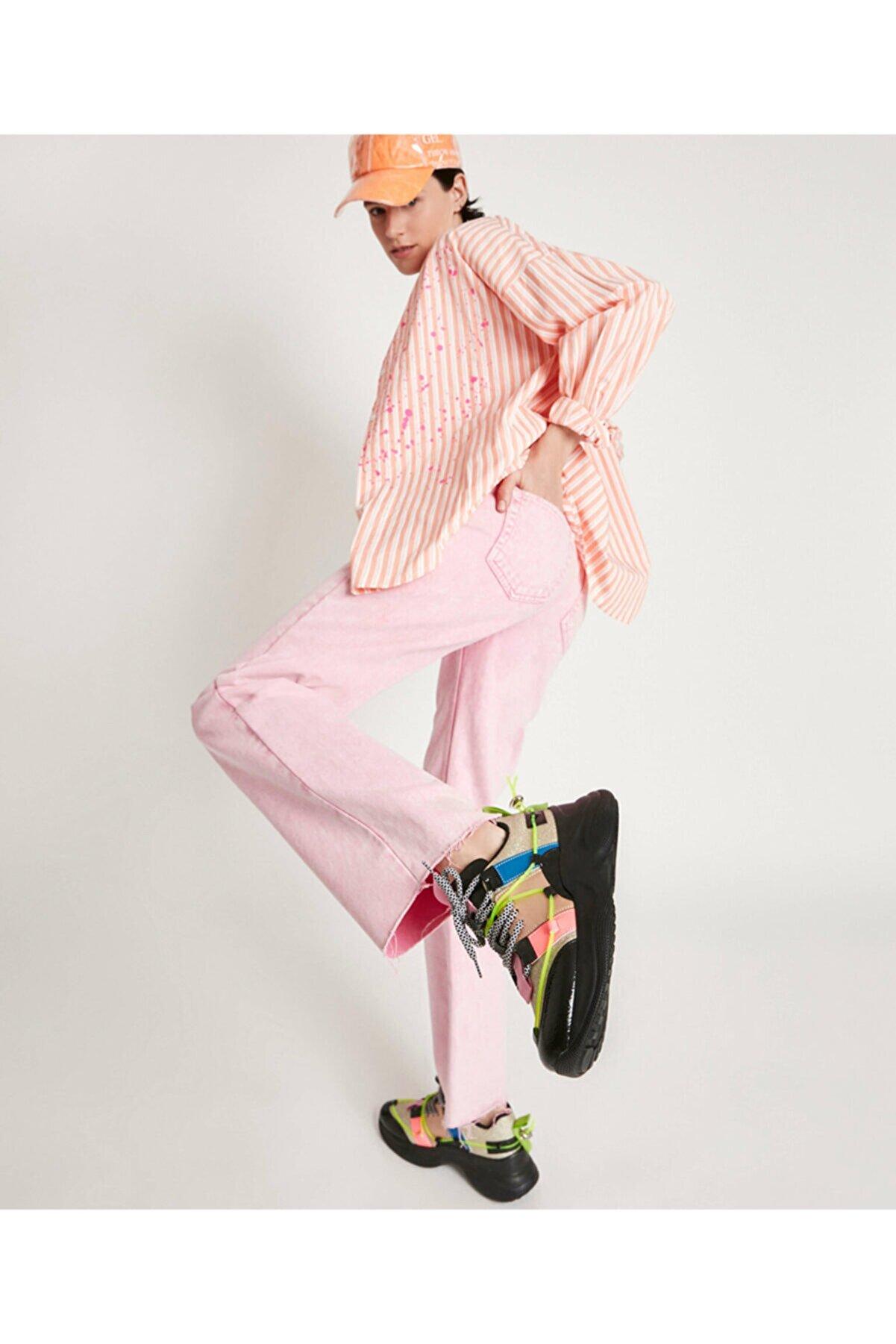 Twist Renkli Sneaker