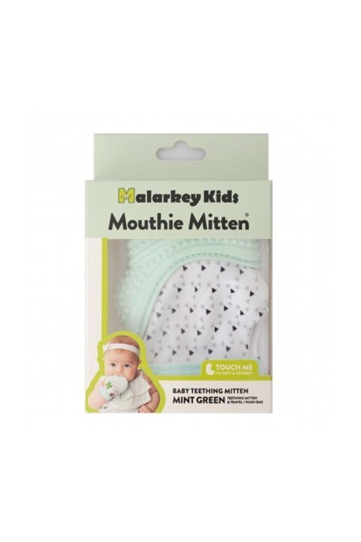 Mouthie Mitten Mouthıe Mıtten Diş Kaşıyıcı Eldiven-Nane Yeşili