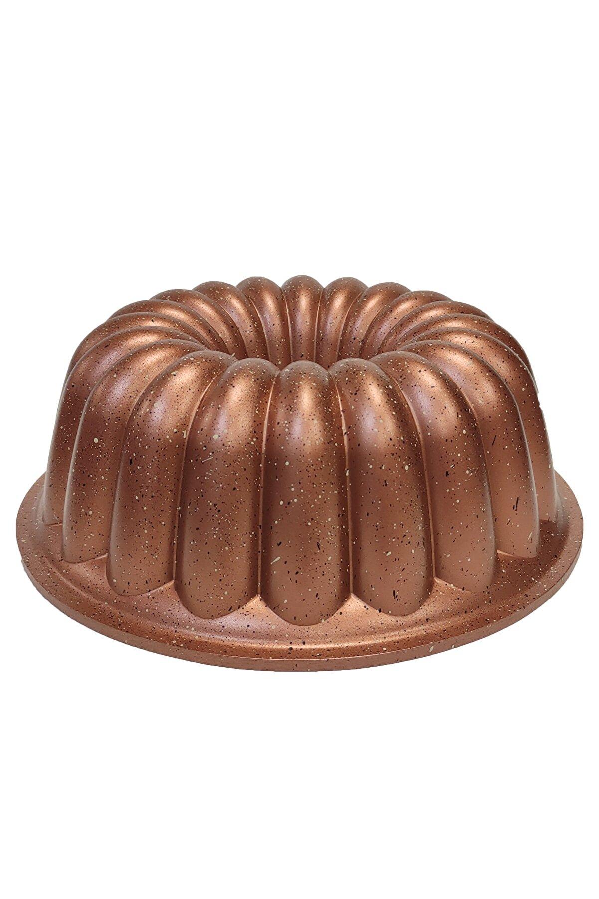 Adachefs Granit Döküm Dilimli Kek Kalıbı - 26 Cm