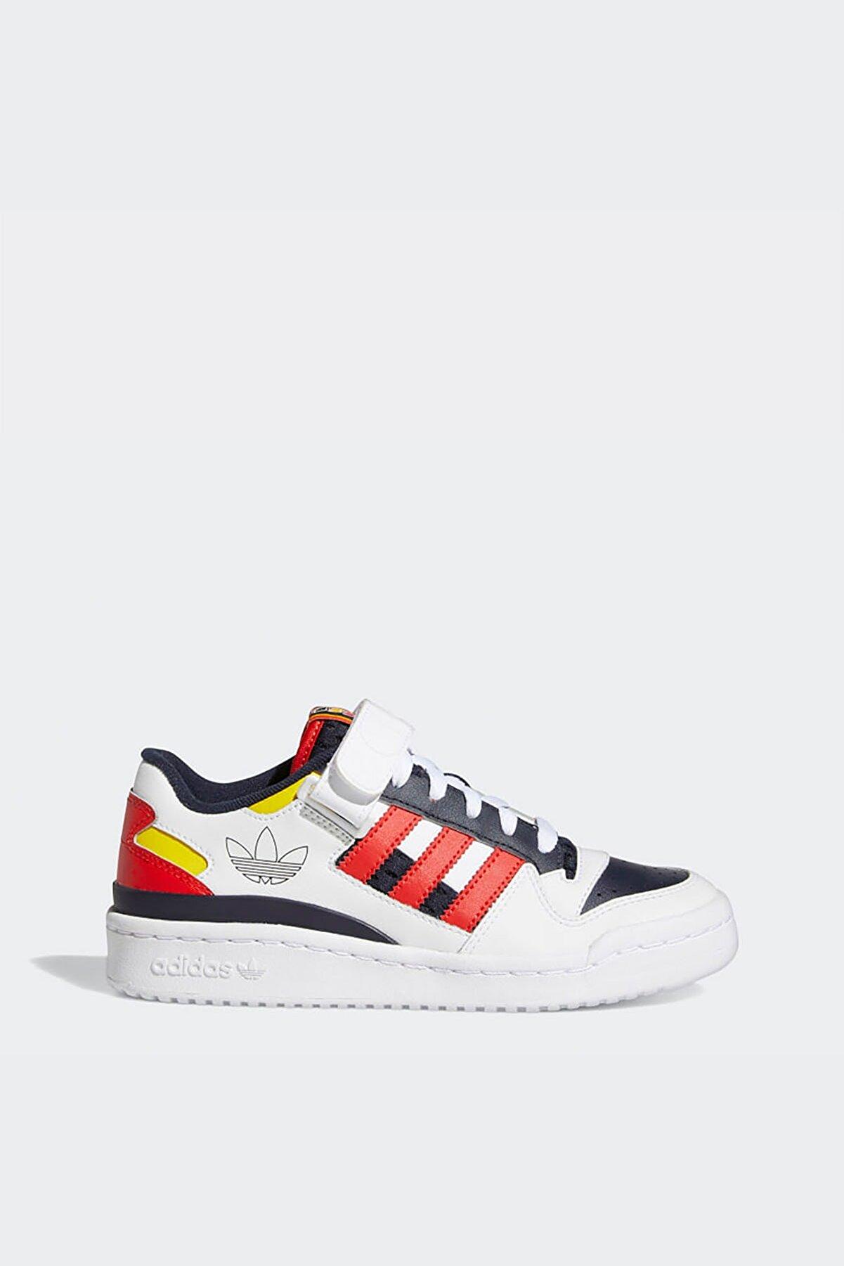 adidas Çocuk Günlük Ayakkabı Forum Low J H04423