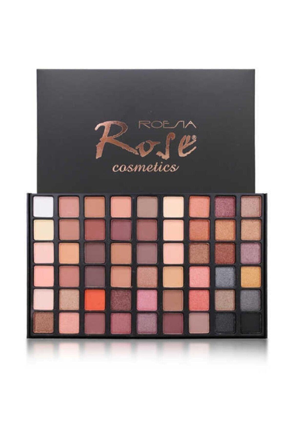 Roesıa Rose Cosmetics 54 Gözlü Far Paleti