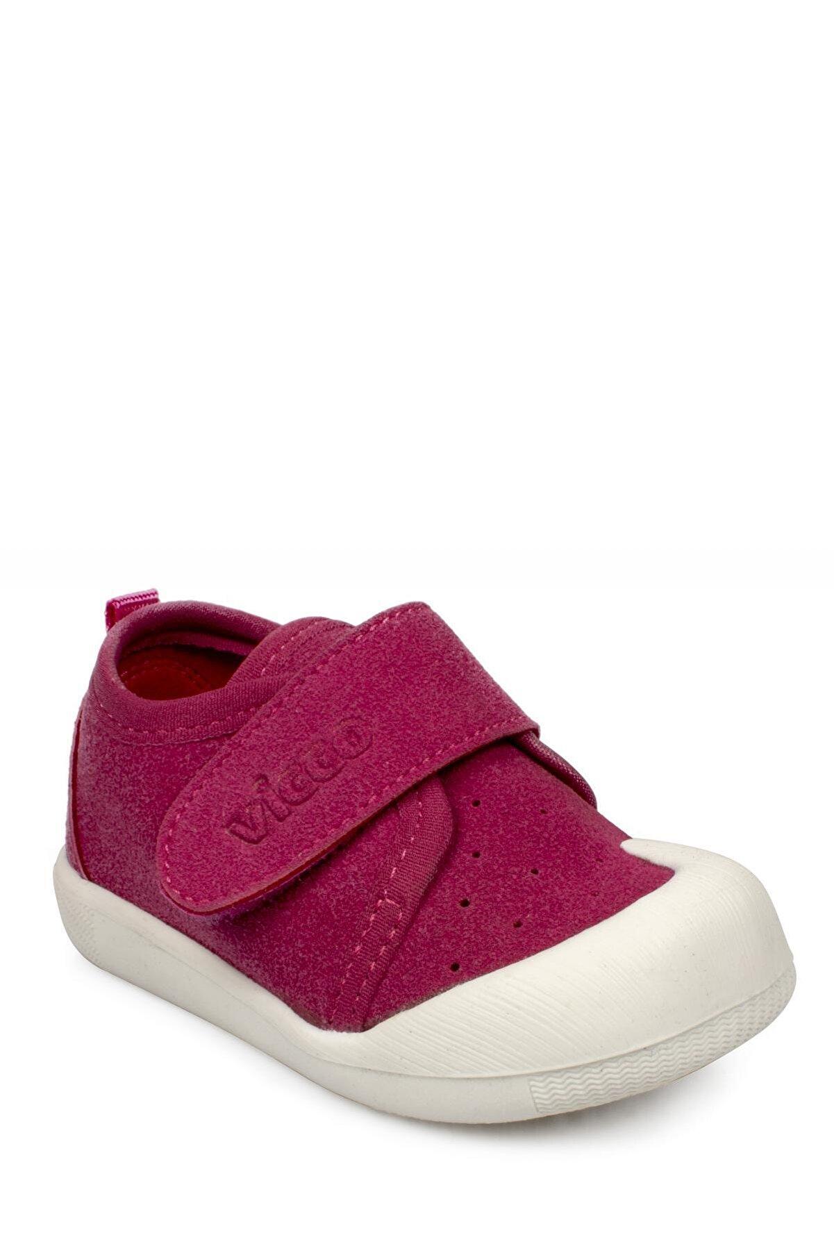 Vicco 950.e19k.224 Ilk Adım Kız Erkek Çocuk Ayakkabı - Fuşya - 21