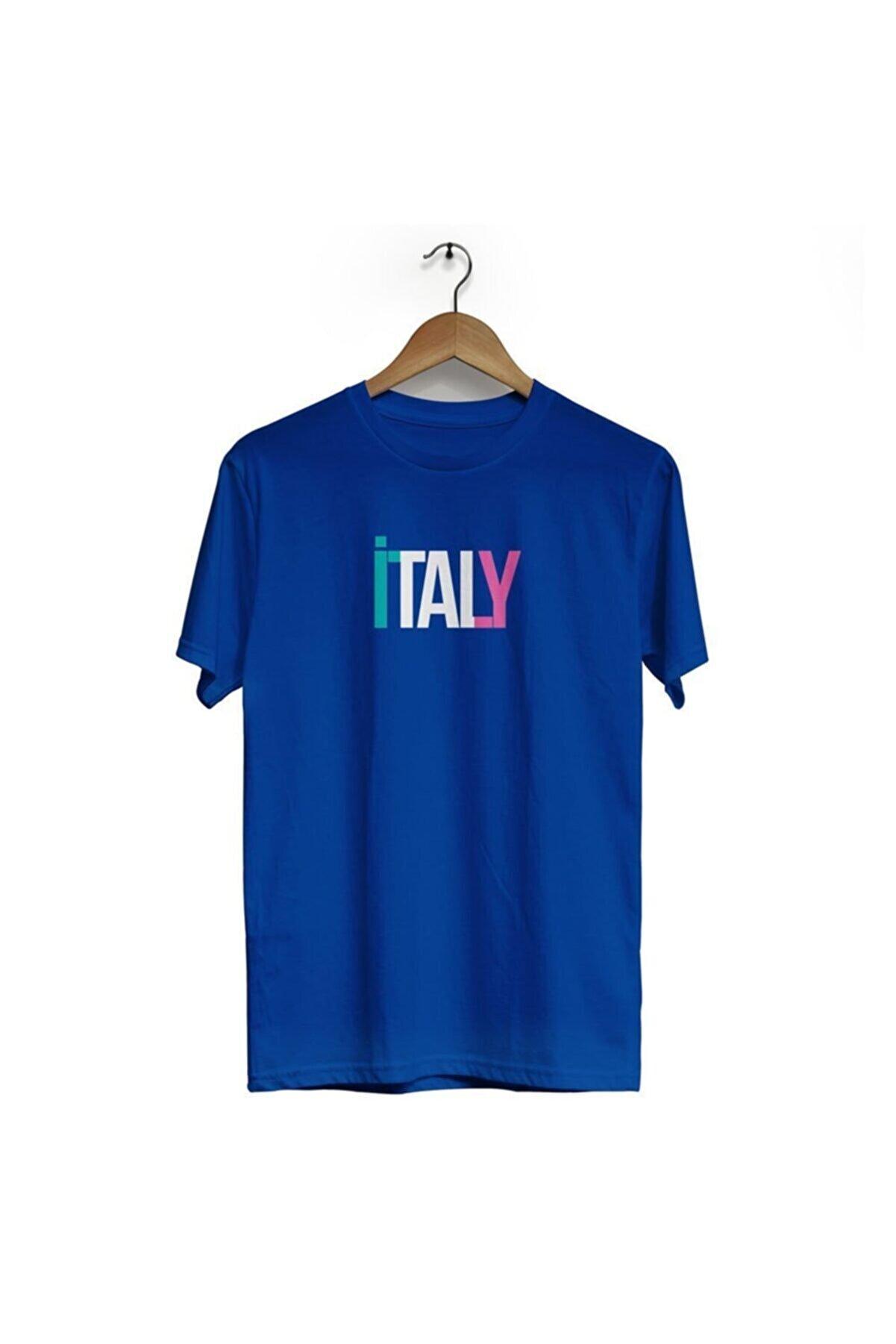 astak Italya Bisiklet Yaka Kısa Kol Tişört
