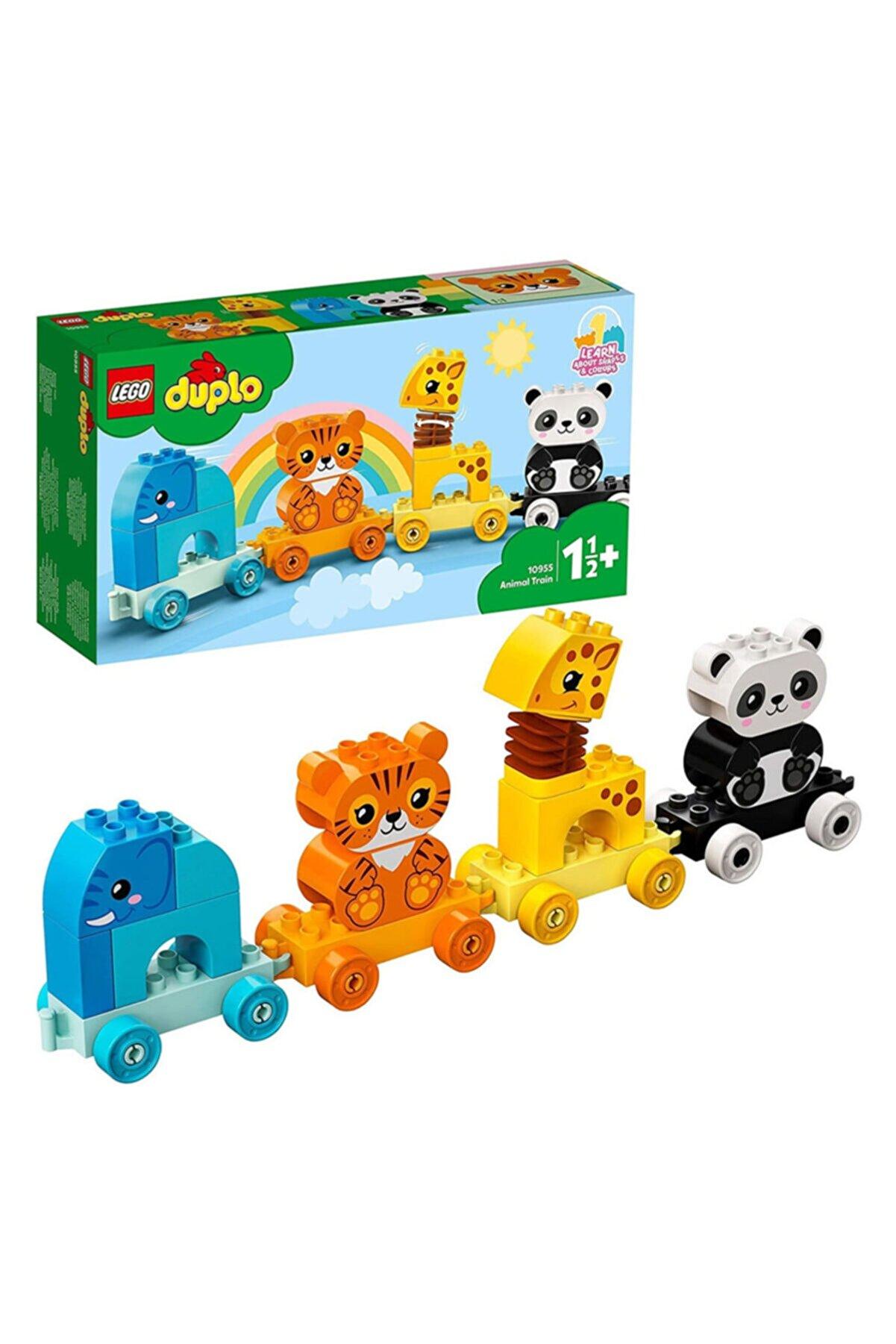 LEGO Duplo Ilk Hayvan Trenim 10955