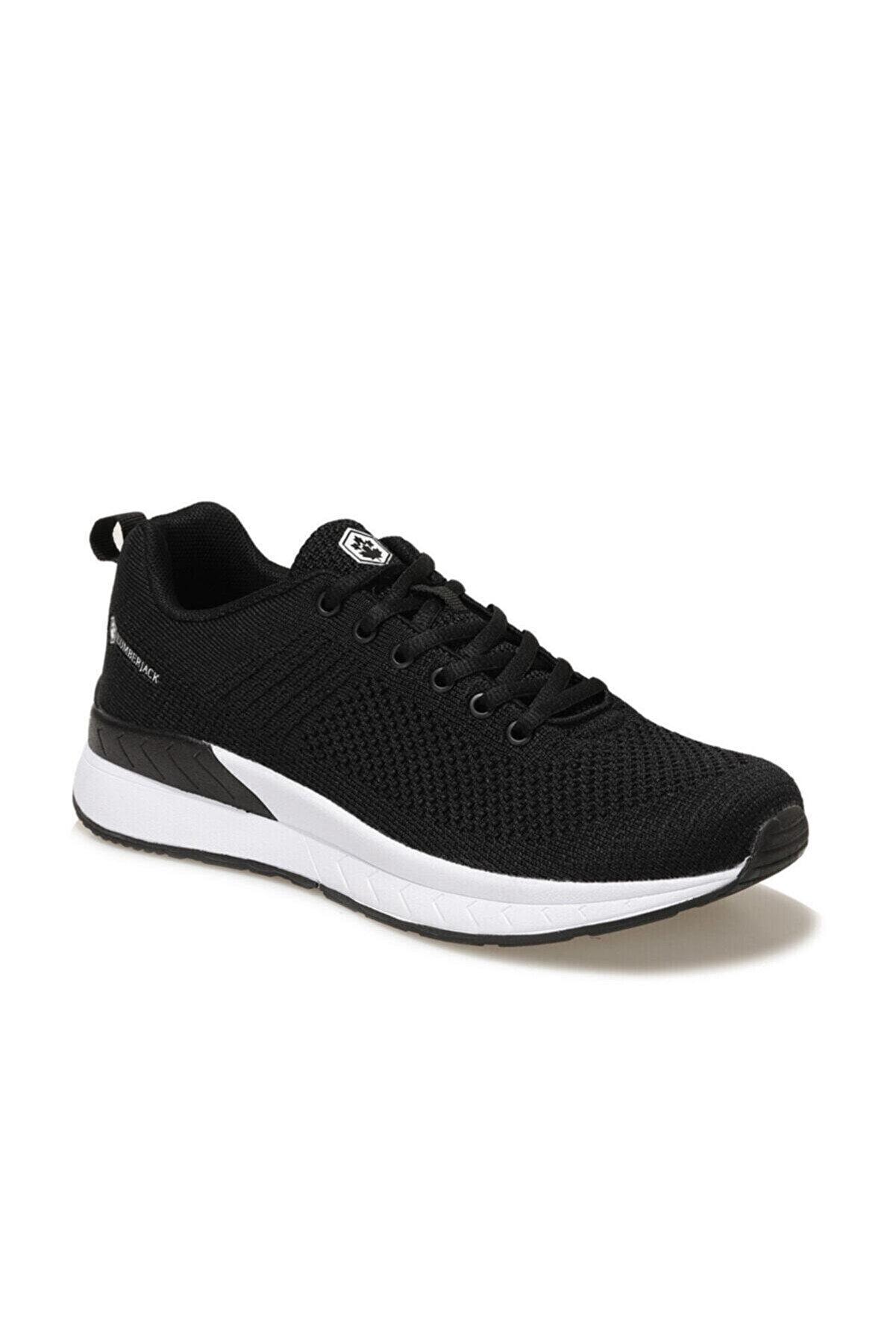 Lumberjack CONNECT 1FX Siyah Erkek Koşu Ayakkabısı 100782541