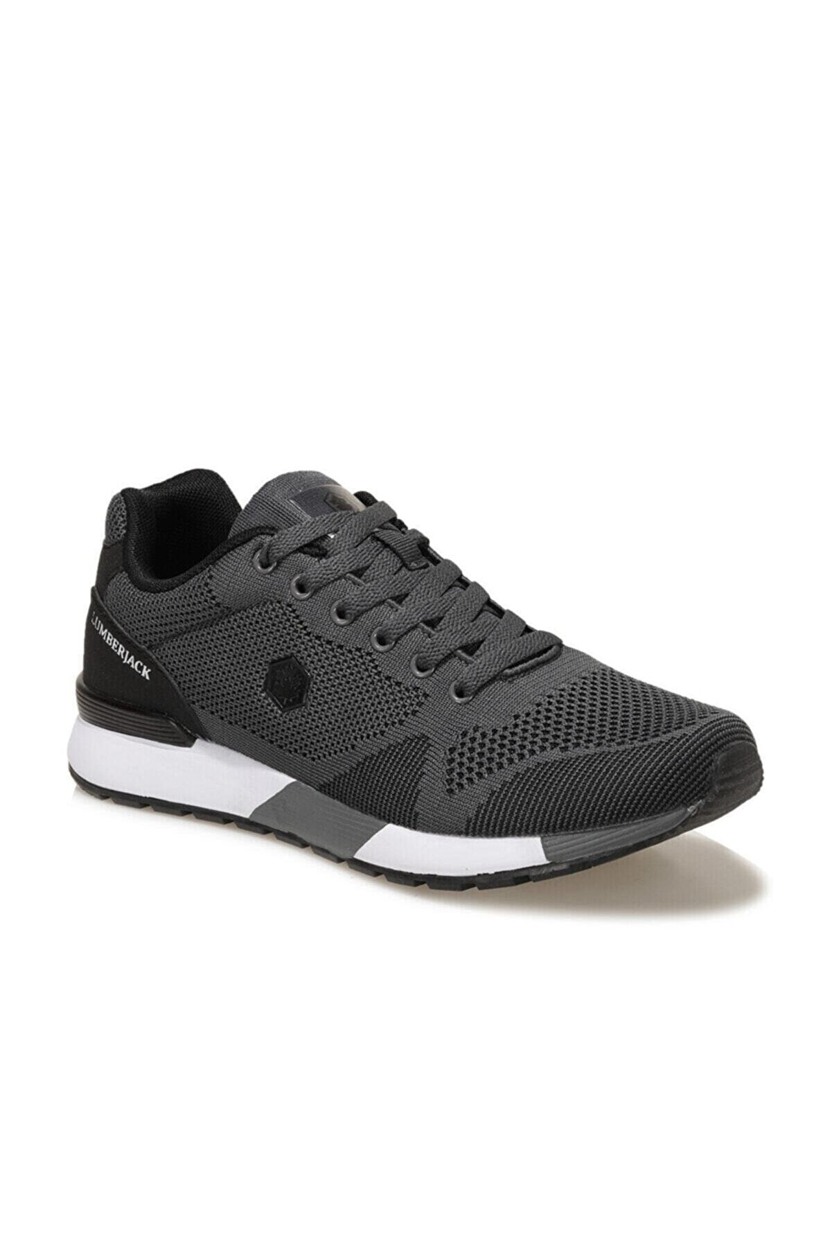 Lumberjack VENDOR 1FX Gri Erkek Sneaker Ayakkabı 100787091