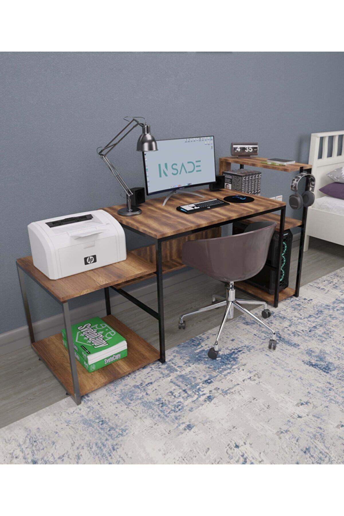 Nsade Dipol2 Çalışma Masası, Bilgisayar Masası, Yazıcı Modülü