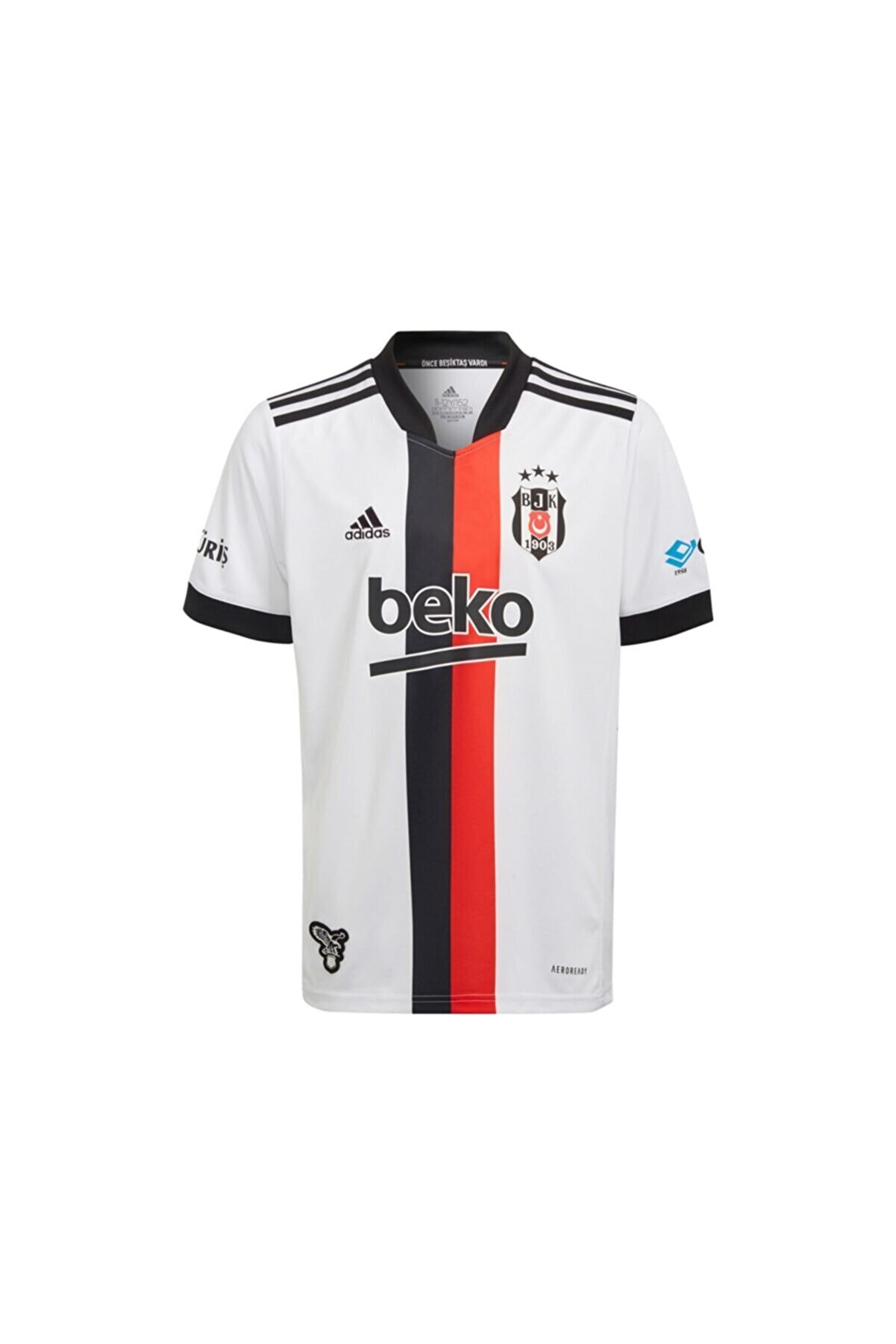 Beşiktaş Gt9595 Beşiktaş 21/22 Iç Saha Çocuk Forması