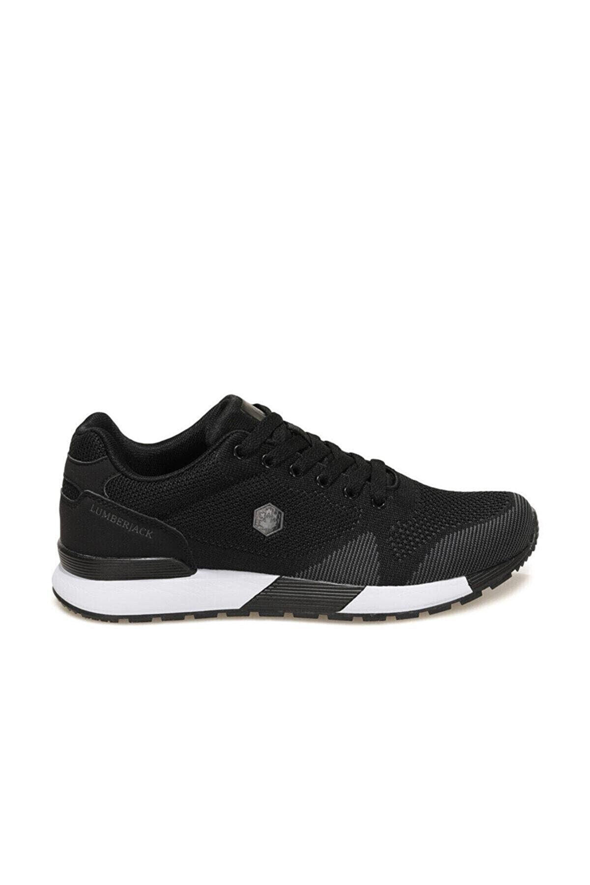 Lumberjack Vendor 1fx Siyah Erkek Sneaker Ayakkabı 100787093