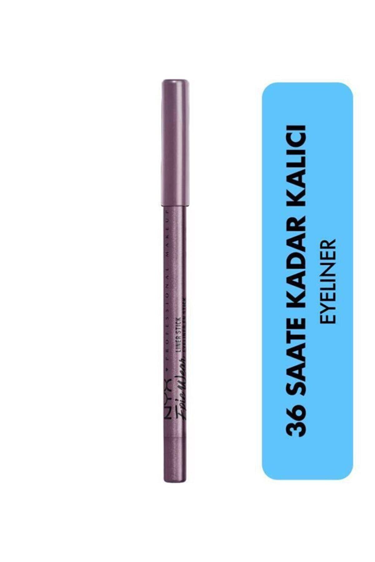 NYX Professional Makeup Göz Kalemi - Epic Wear Liner Sticks Magenta Shoc