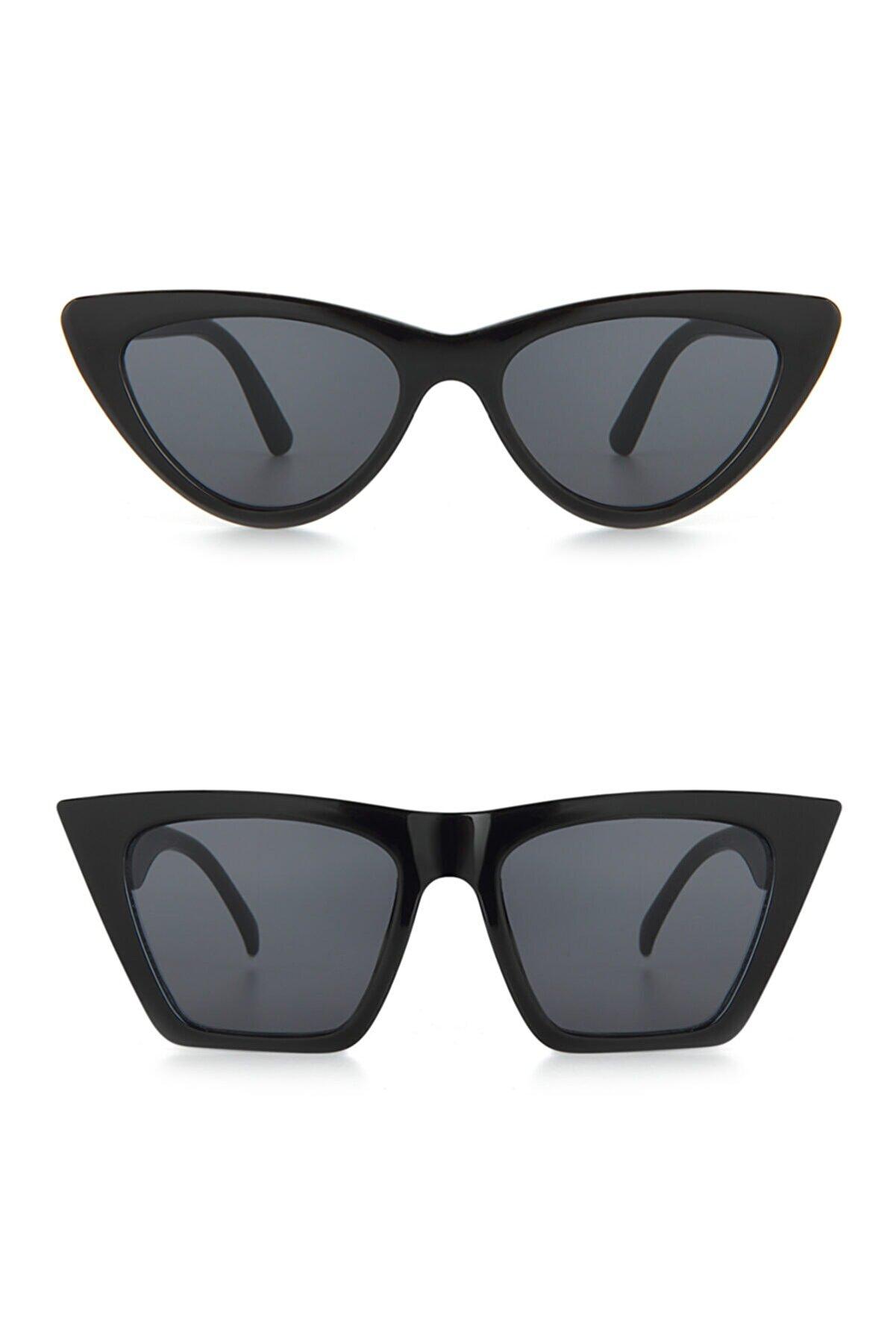 Aqua Di Polo 2'li Özel Tasarım Fırsat Seti Kadın Güneş Gözlüğü Stsa000201