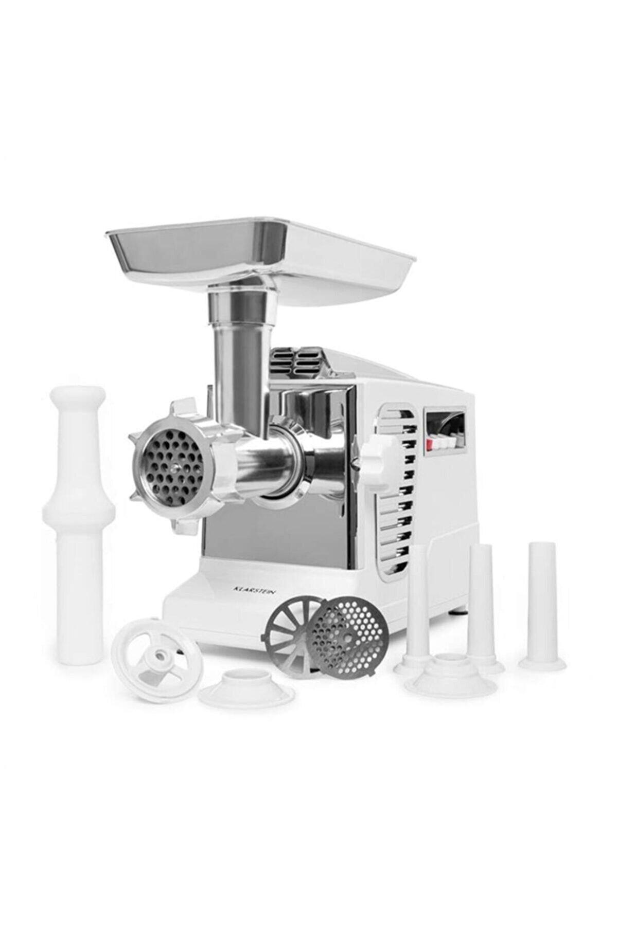 Klarstein Kraftprotz Elektrikli Kıyma Sosis Makinesi