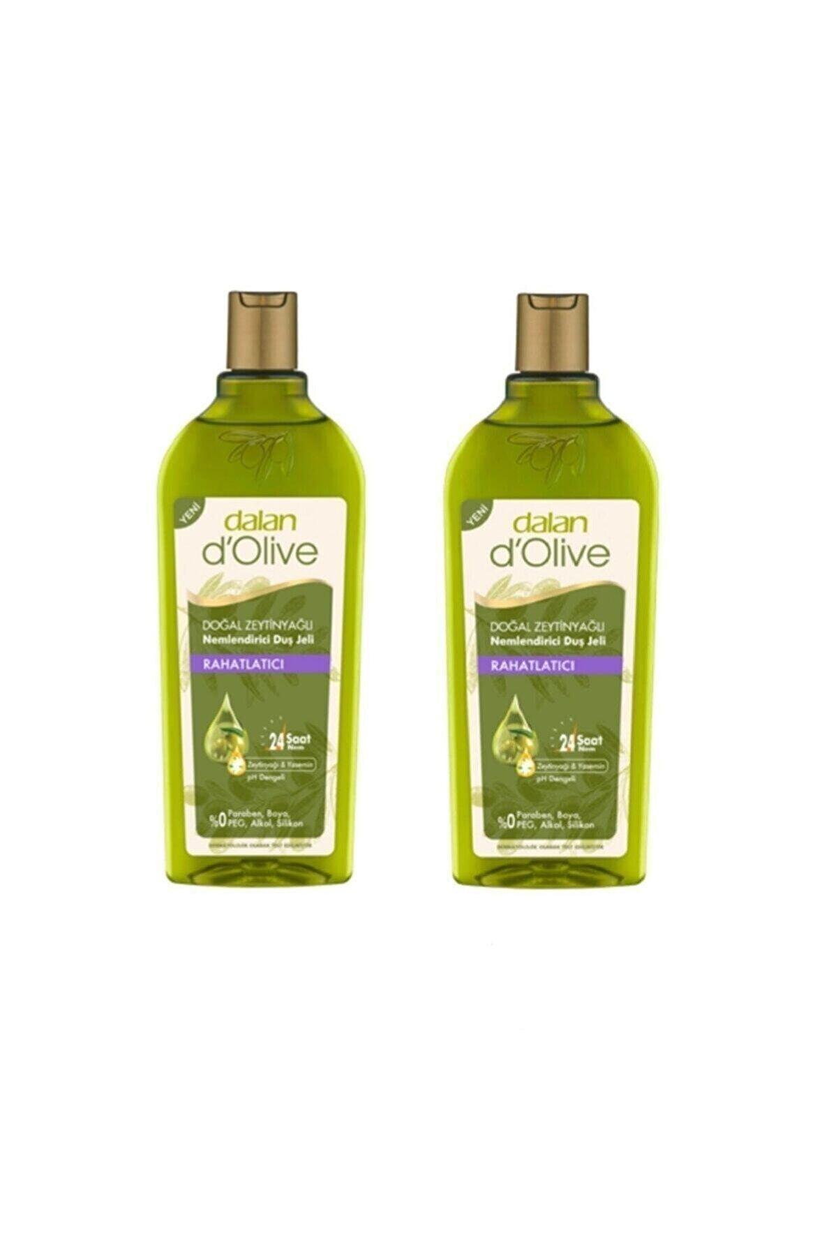 Dalan D'olive Zeytinyağlı Rahatlatıcı Duş Jeli 400 Ml X 2 Ad