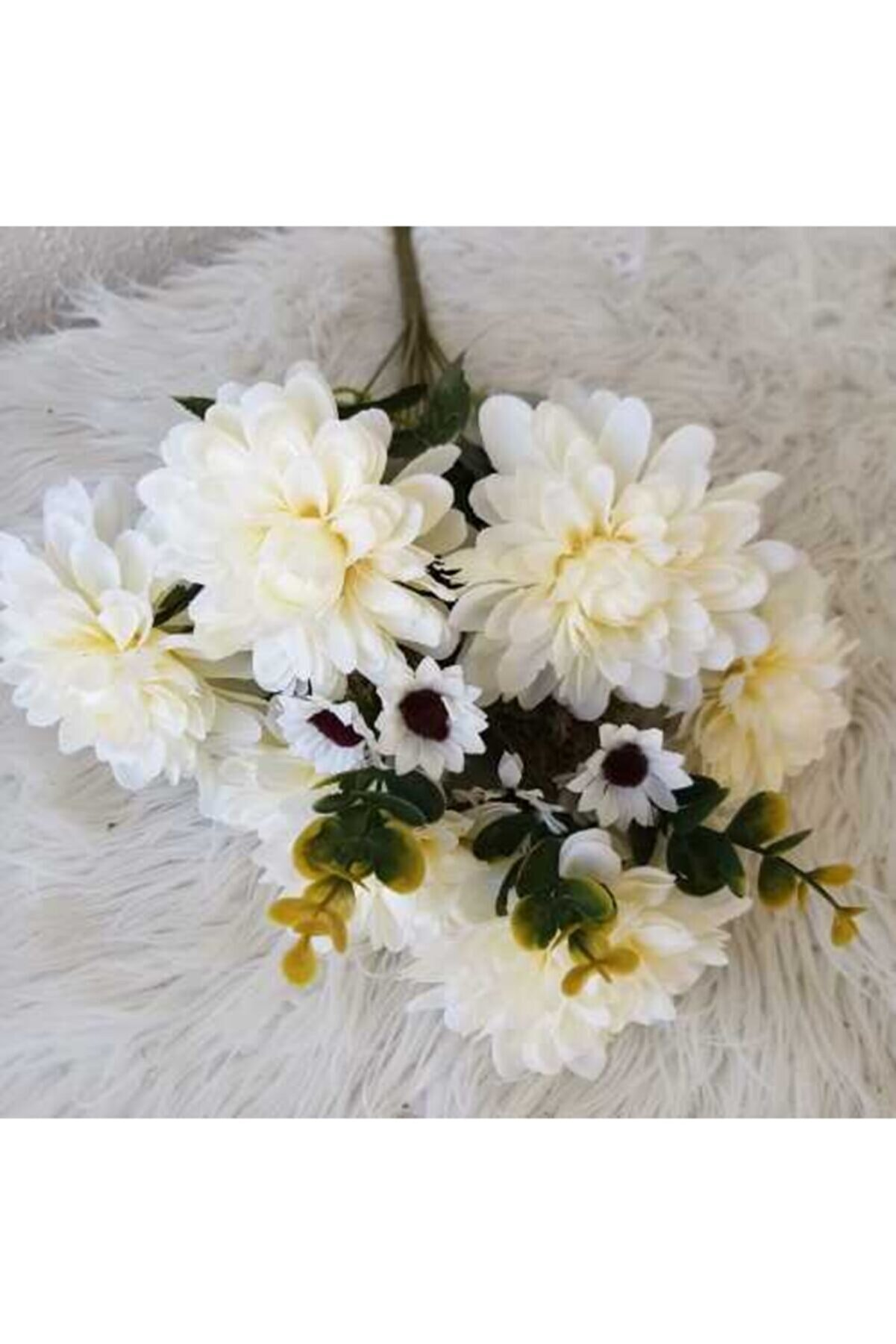 lolipophobi Yapay Kasımpatı Çiçeği 7li Kasımpatı Buketi