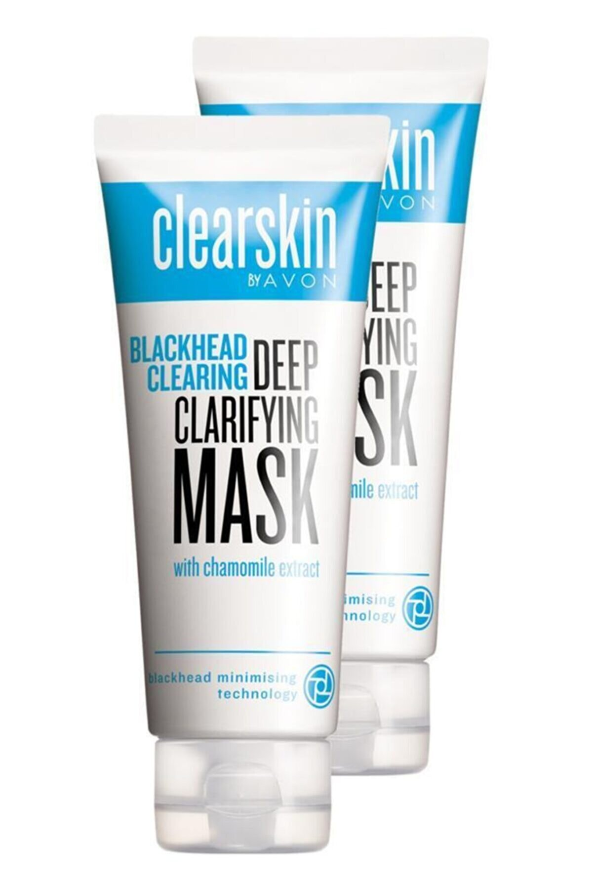 Avon Clearskin Siyah Noktalar Için Maske 75 Ml. Ikili Set