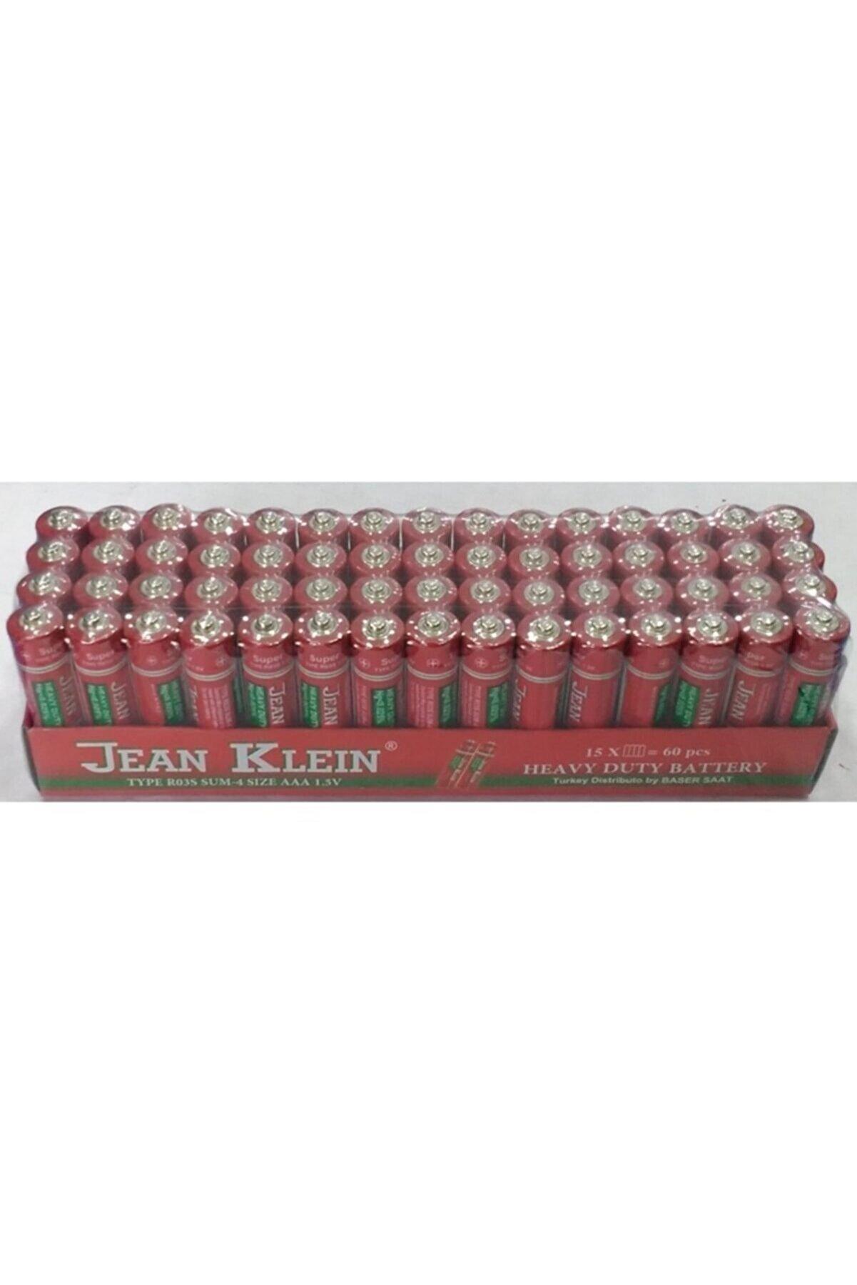 Jean Klein Jean Kleın Kalın Kalem Pil Aa (60 Adet)